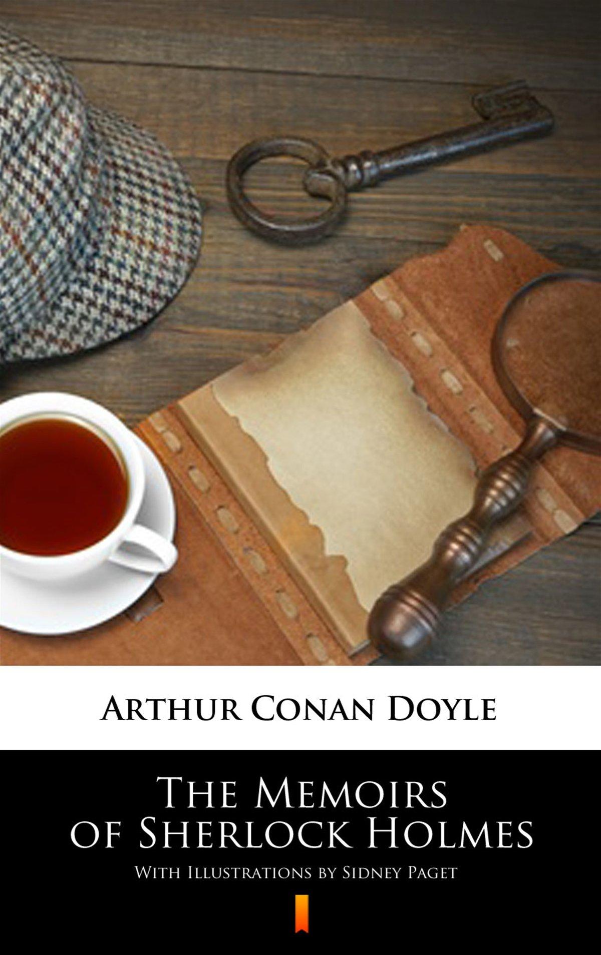 The Memoirs of Sherlock Holmes - Ebook (Książka na Kindle) do pobrania w formacie MOBI