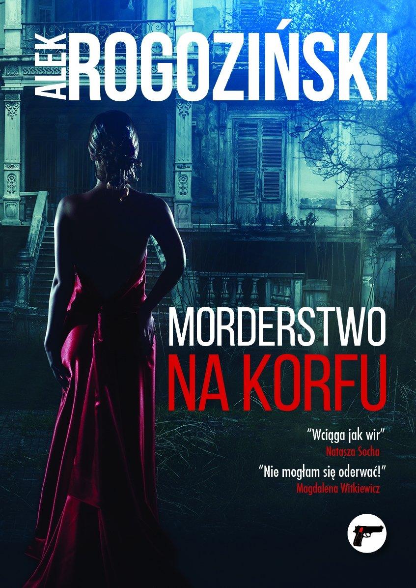 Morderstwo na Korfu - Ebook (Książka EPUB) do pobrania w formacie EPUB