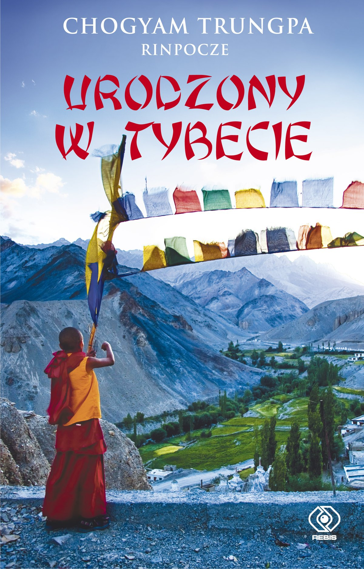 Urodzony w Tybecie - Ebook (Książka EPUB) do pobrania w formacie EPUB