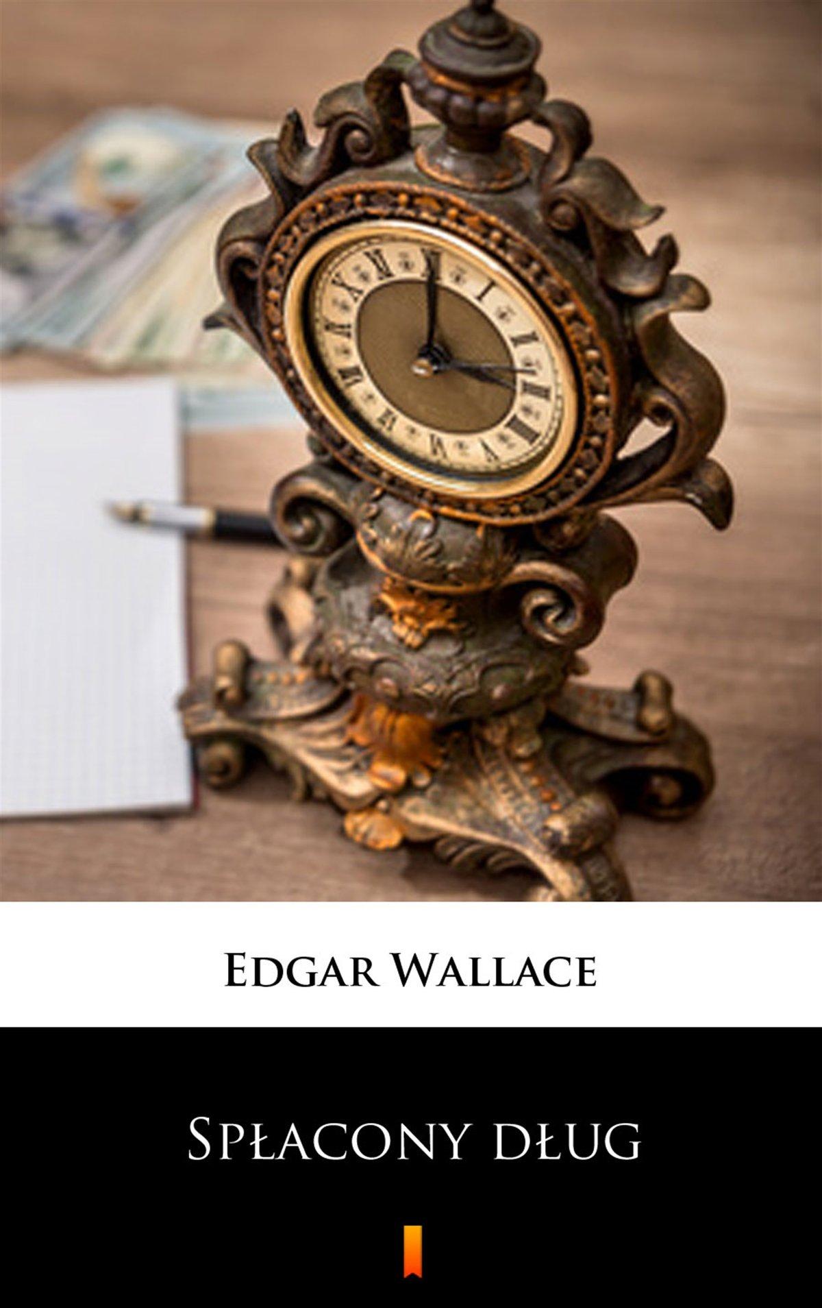 Spłacony dług - Ebook (Książka EPUB) do pobrania w formacie EPUB
