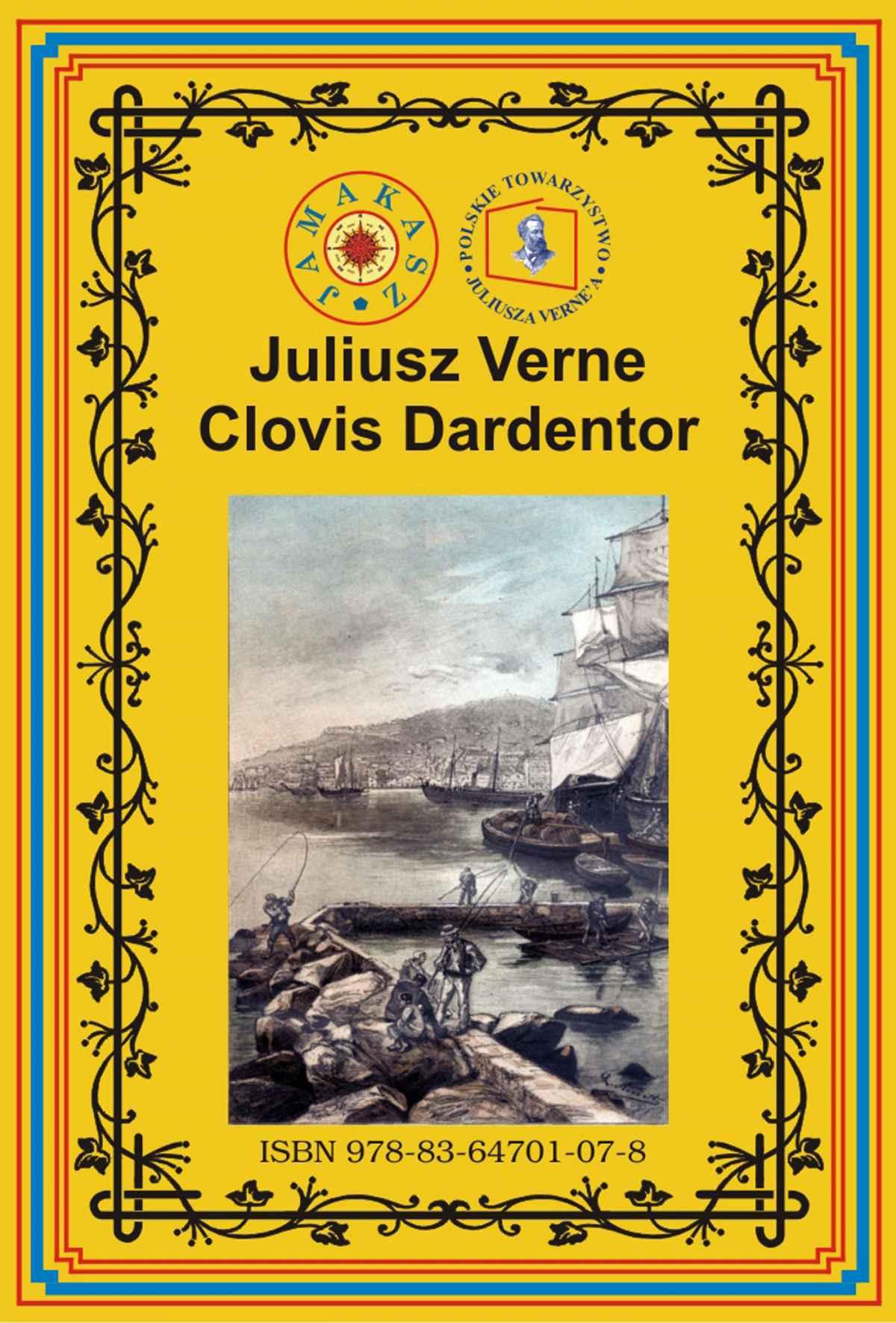 Clovis Dardentor - Ebook (Książka na Kindle) do pobrania w formacie MOBI