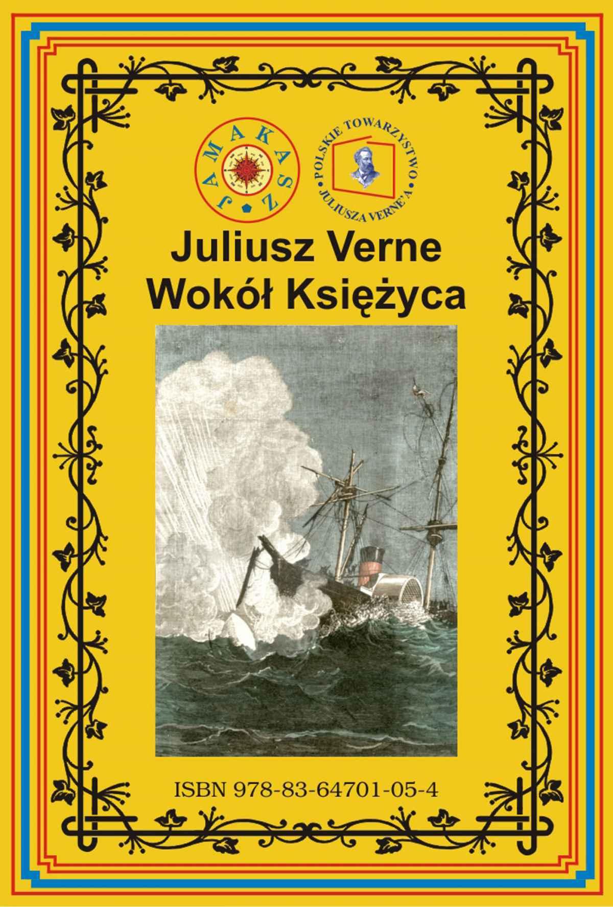 Wokół Księżyca - Ebook (Książka PDF) do pobrania w formacie PDF