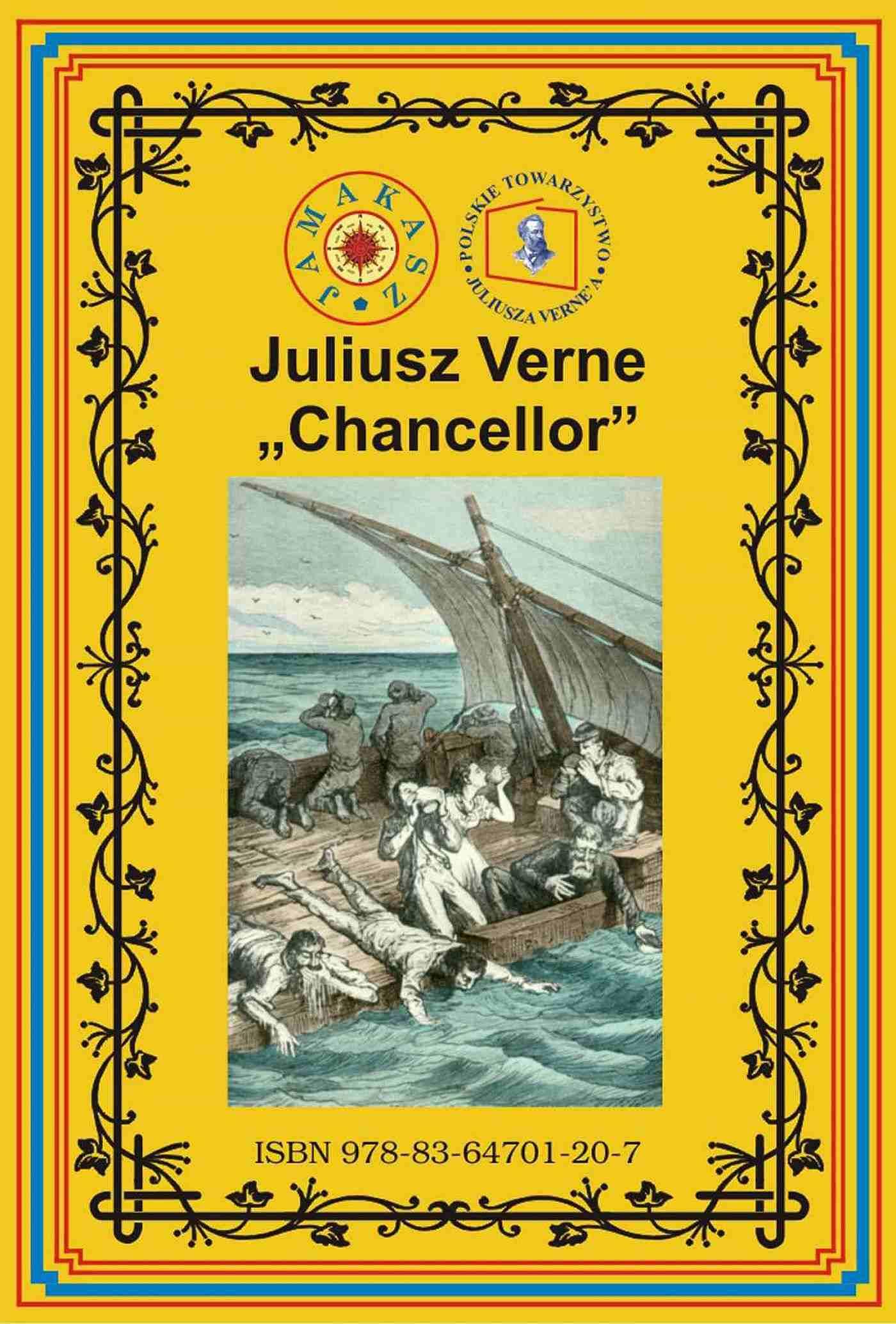Chancellor - Ebook (Książka EPUB) do pobrania w formacie EPUB