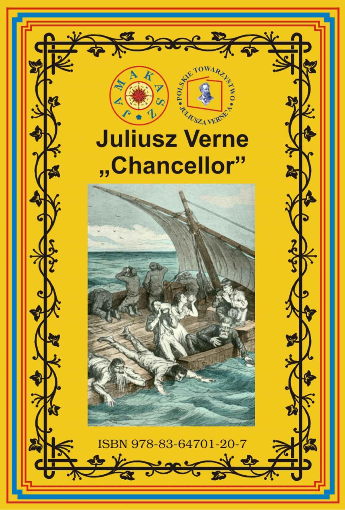 Chancellor - Ebook (Książka na Kindle) do pobrania w formacie MOBI