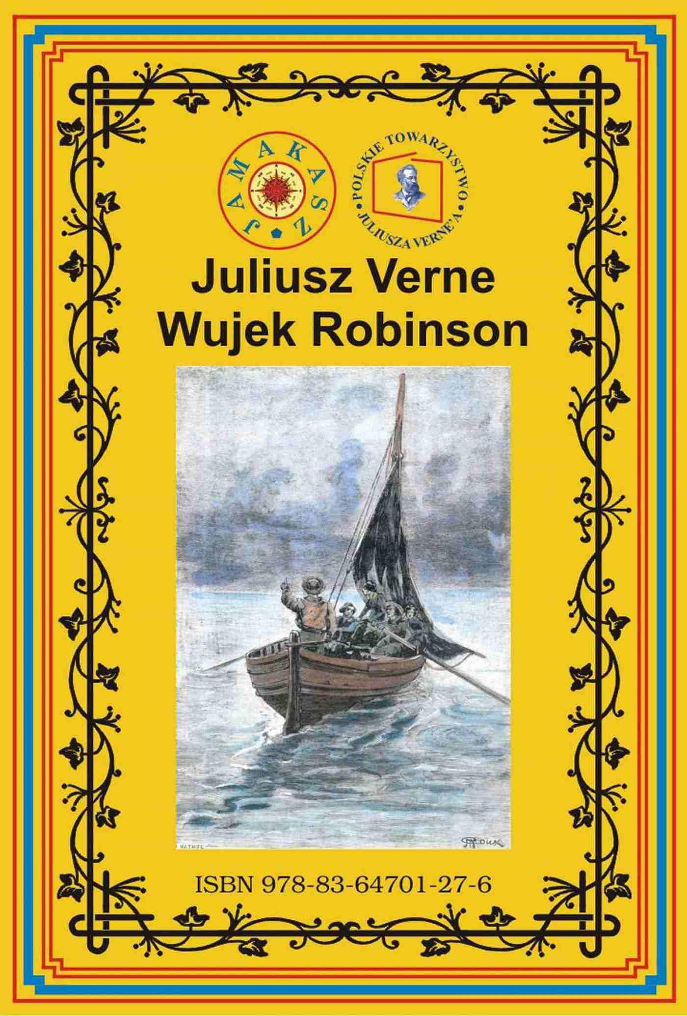 Wujek Robinson - Ebook (Książka EPUB) do pobrania w formacie EPUB
