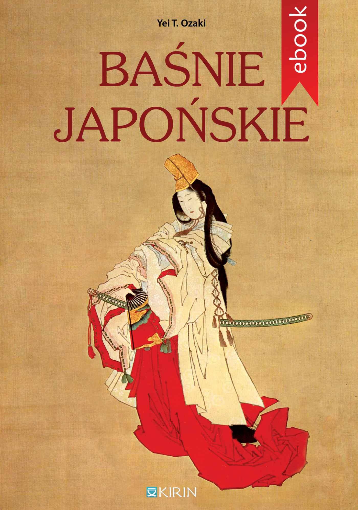 Baśnie japońskie - Ebook (Książka na Kindle) do pobrania w formacie MOBI