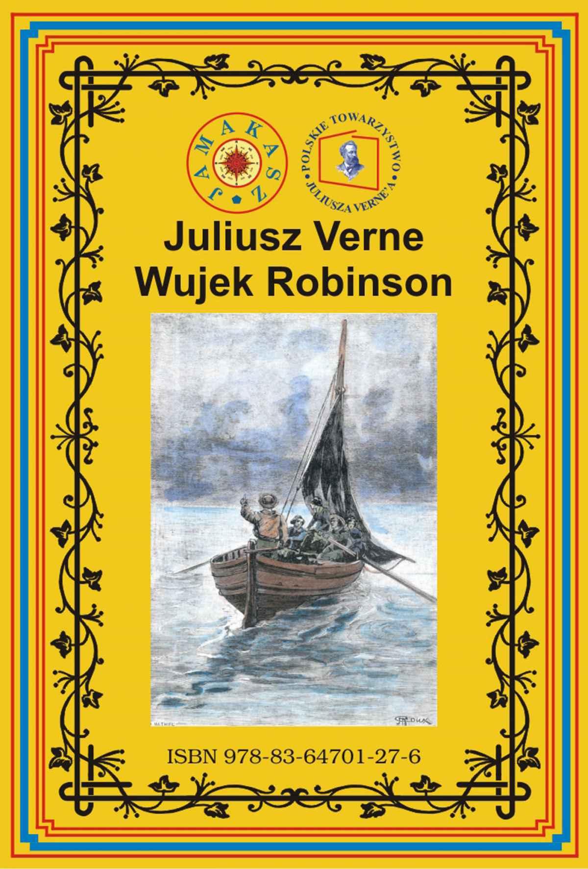 Wujek Robinson - Ebook (Książka PDF) do pobrania w formacie PDF