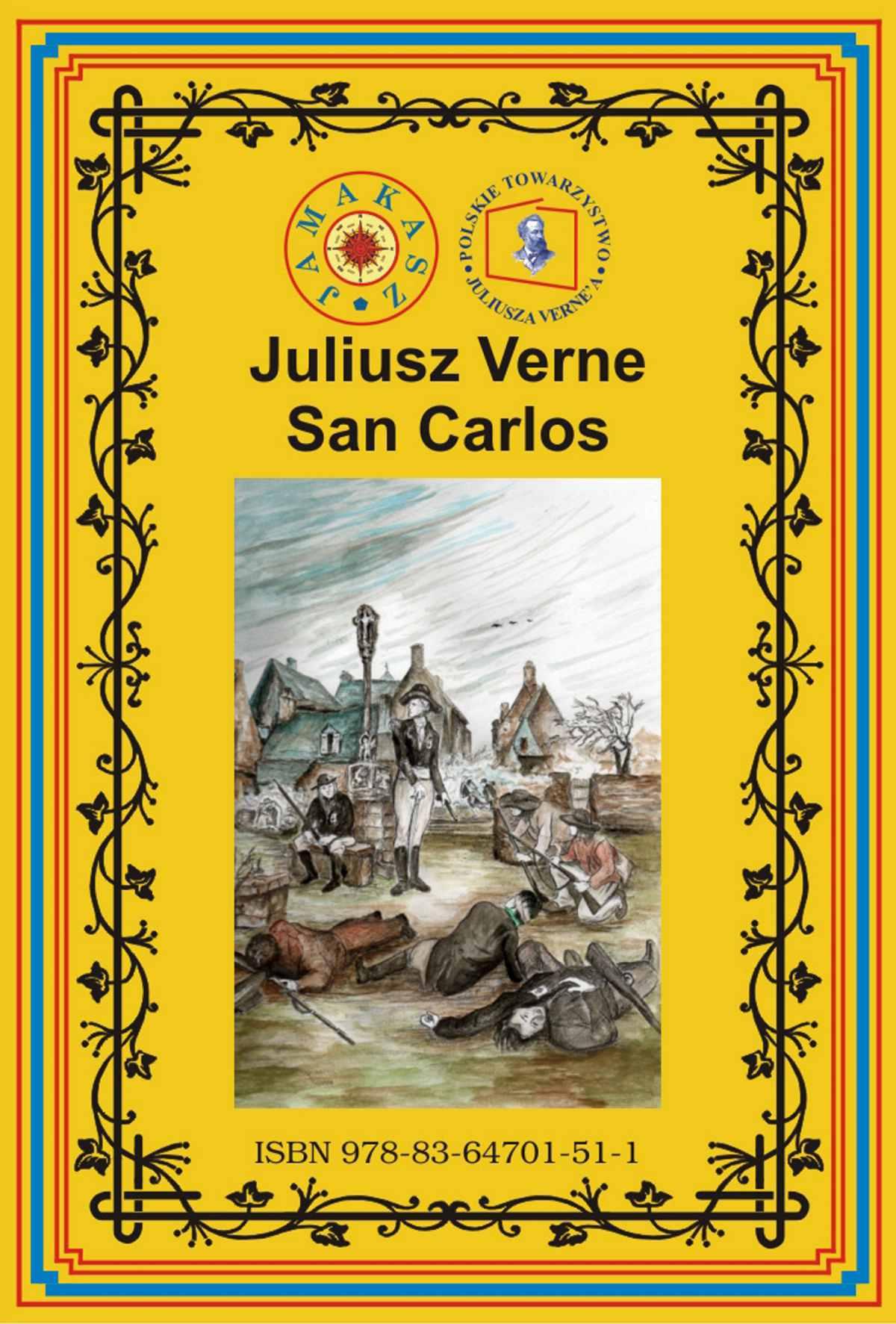 San Carlos - Ebook (Książka EPUB) do pobrania w formacie EPUB