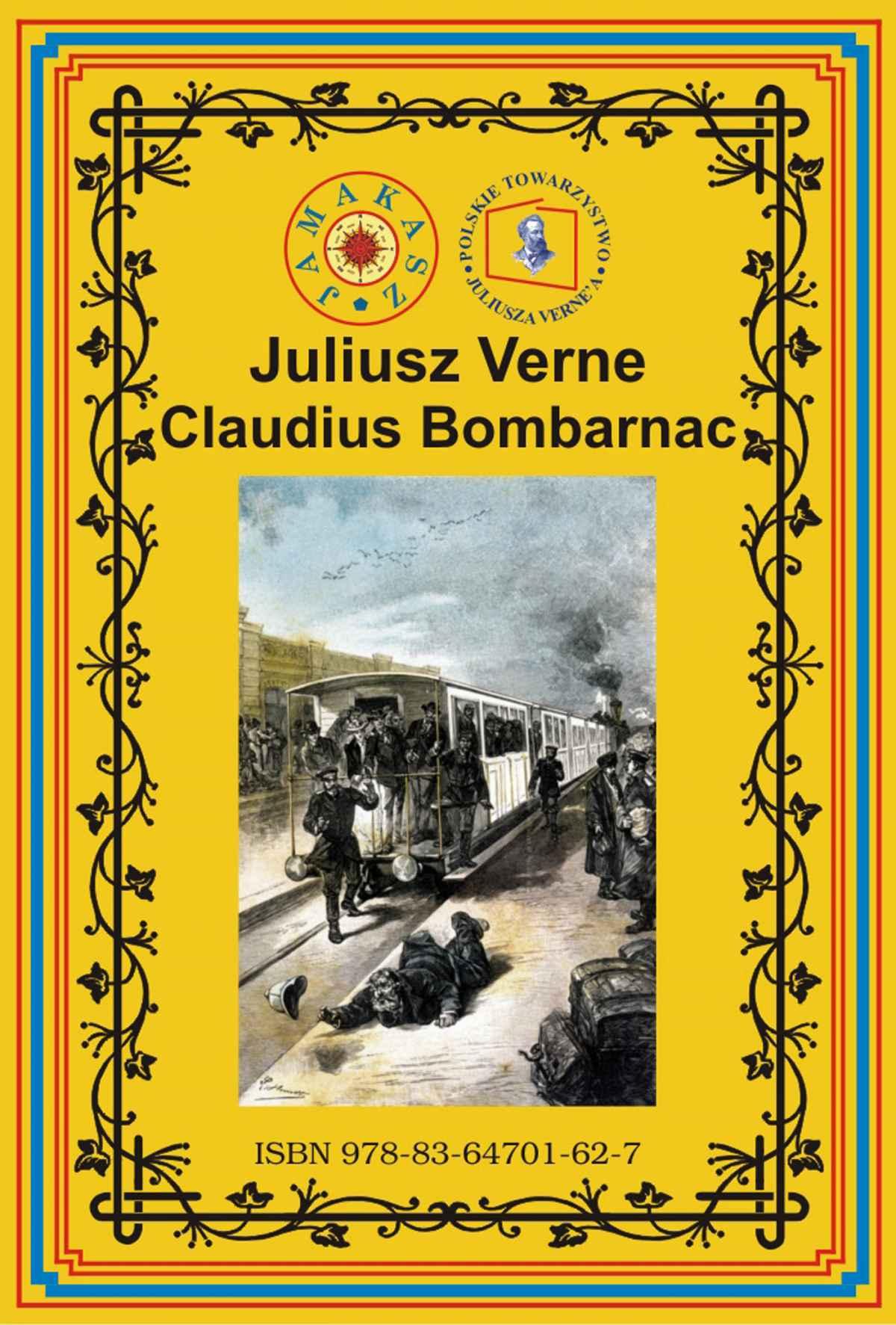 Claudius Bombarnac - Ebook (Książka na Kindle) do pobrania w formacie MOBI