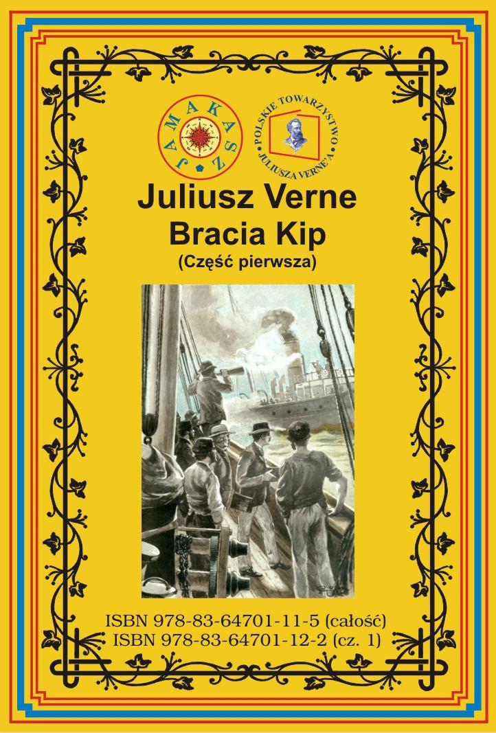 Bracia Kip. Część pierwsza - Ebook (Książka PDF) do pobrania w formacie PDF
