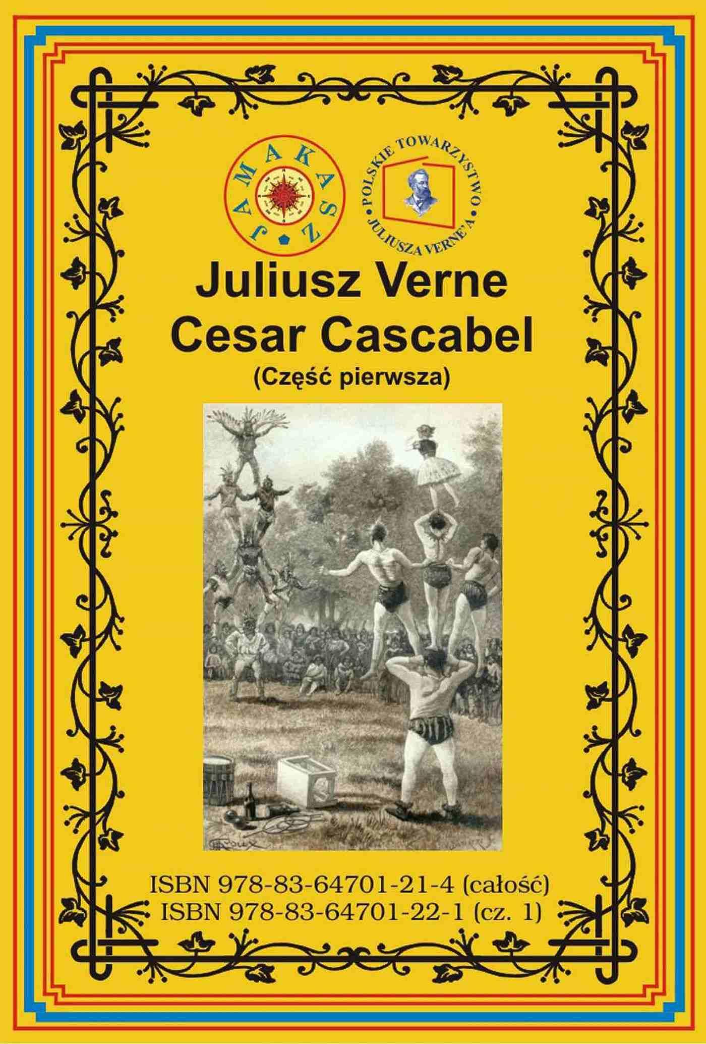 Cesar Cascabel. Część pierwsza - Ebook (Książka EPUB) do pobrania w formacie EPUB
