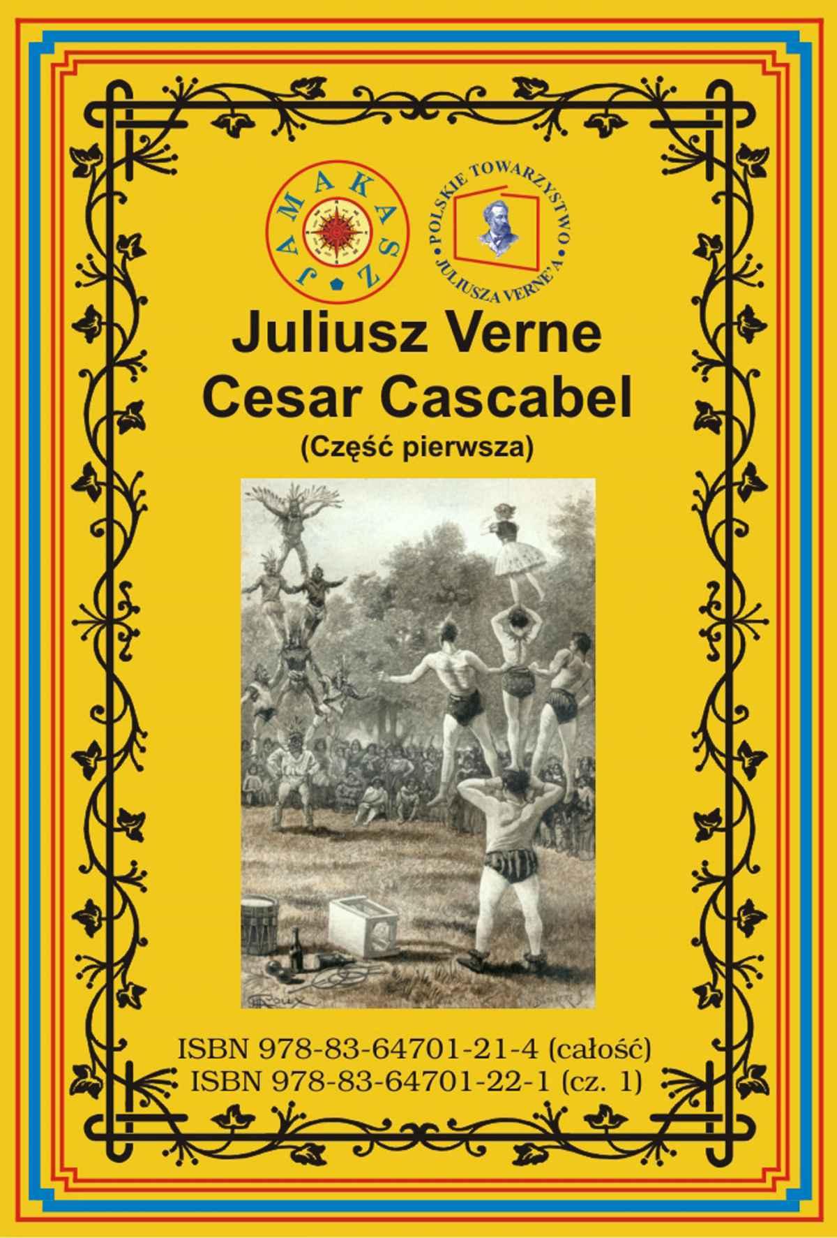 Cesar Cascabel. Część pierwsza - Ebook (Książka na Kindle) do pobrania w formacie MOBI