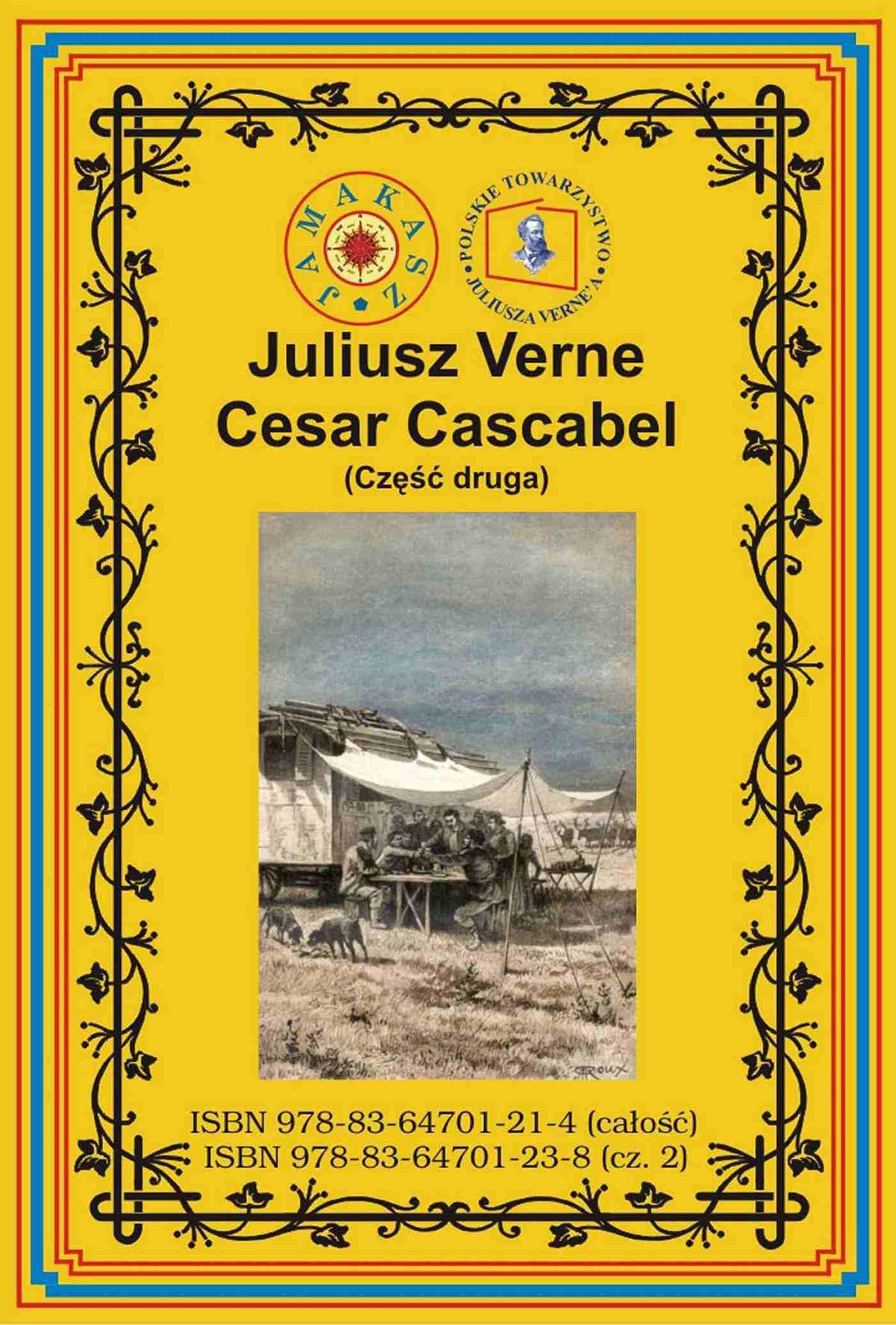 Cesar Cascabel. Część druga - Ebook (Książka EPUB) do pobrania w formacie EPUB