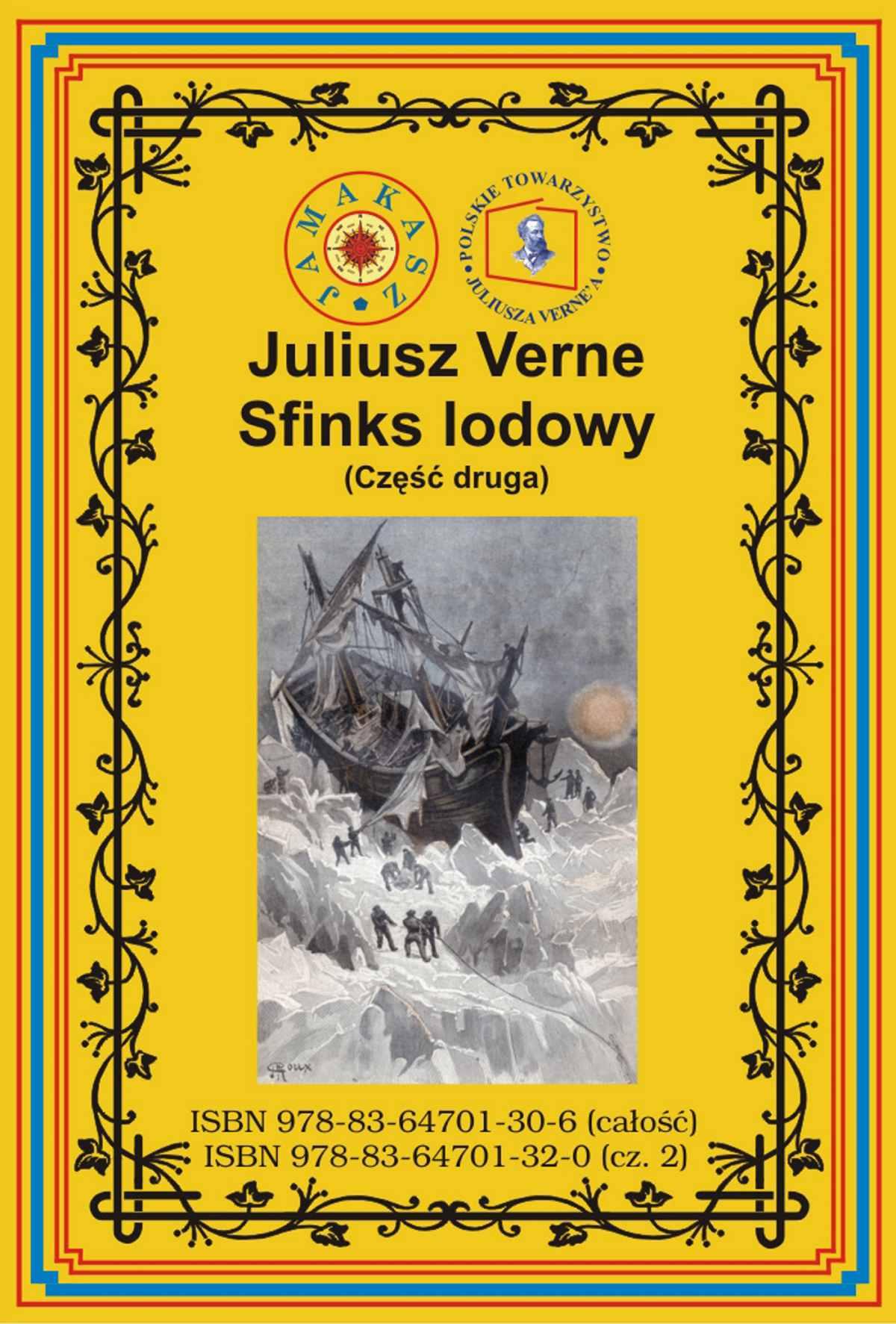 Sfinks lodowy. Część druga - Ebook (Książka EPUB) do pobrania w formacie EPUB