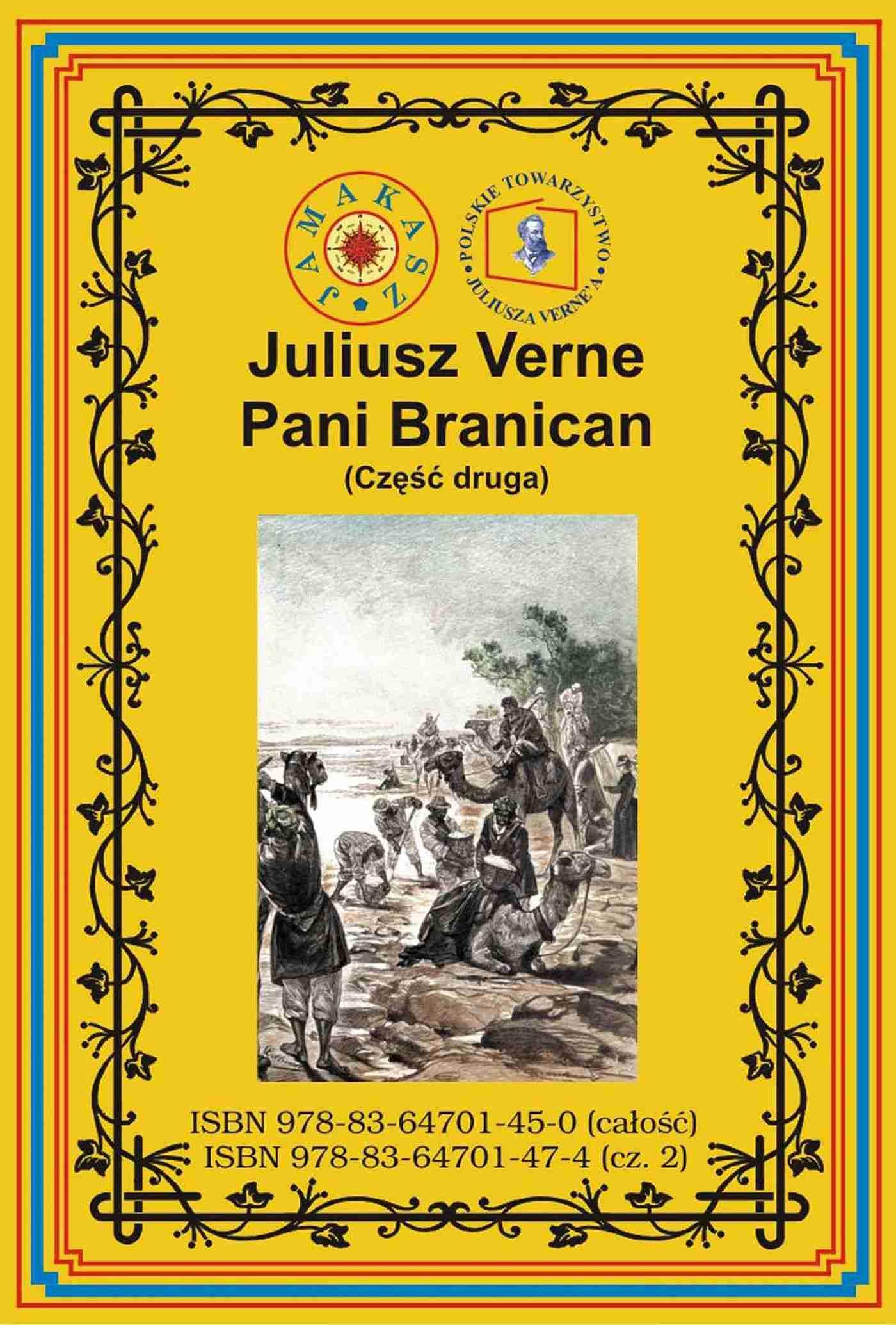 Pani Branican. Część druga - Ebook (Książka EPUB) do pobrania w formacie EPUB