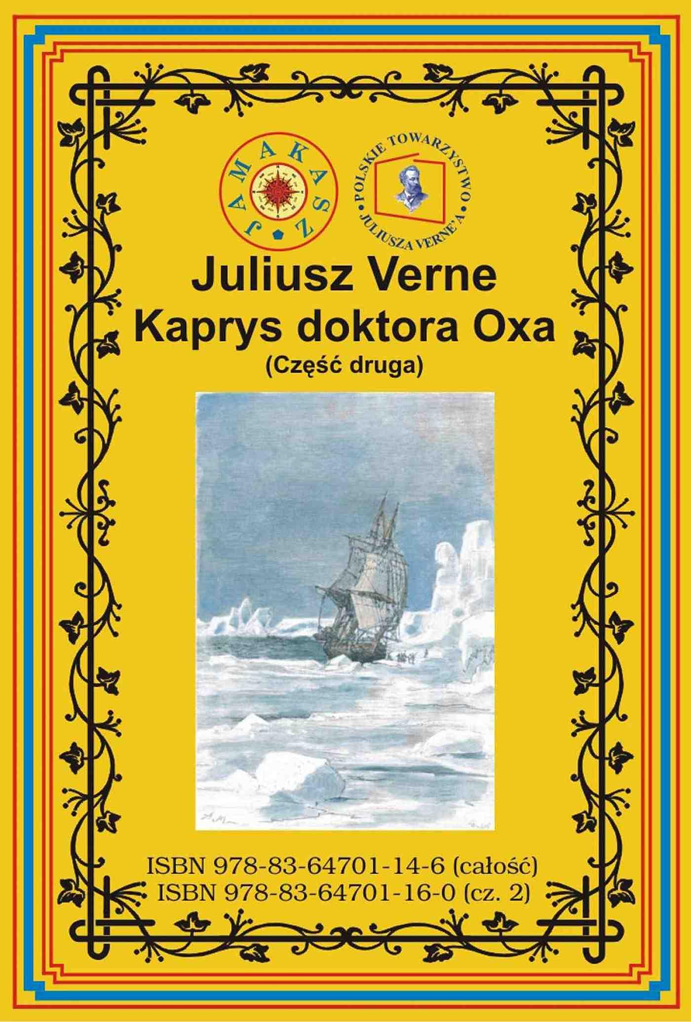 Kaprys doktora Oxa. Część druga - Ebook (Książka EPUB) do pobrania w formacie EPUB