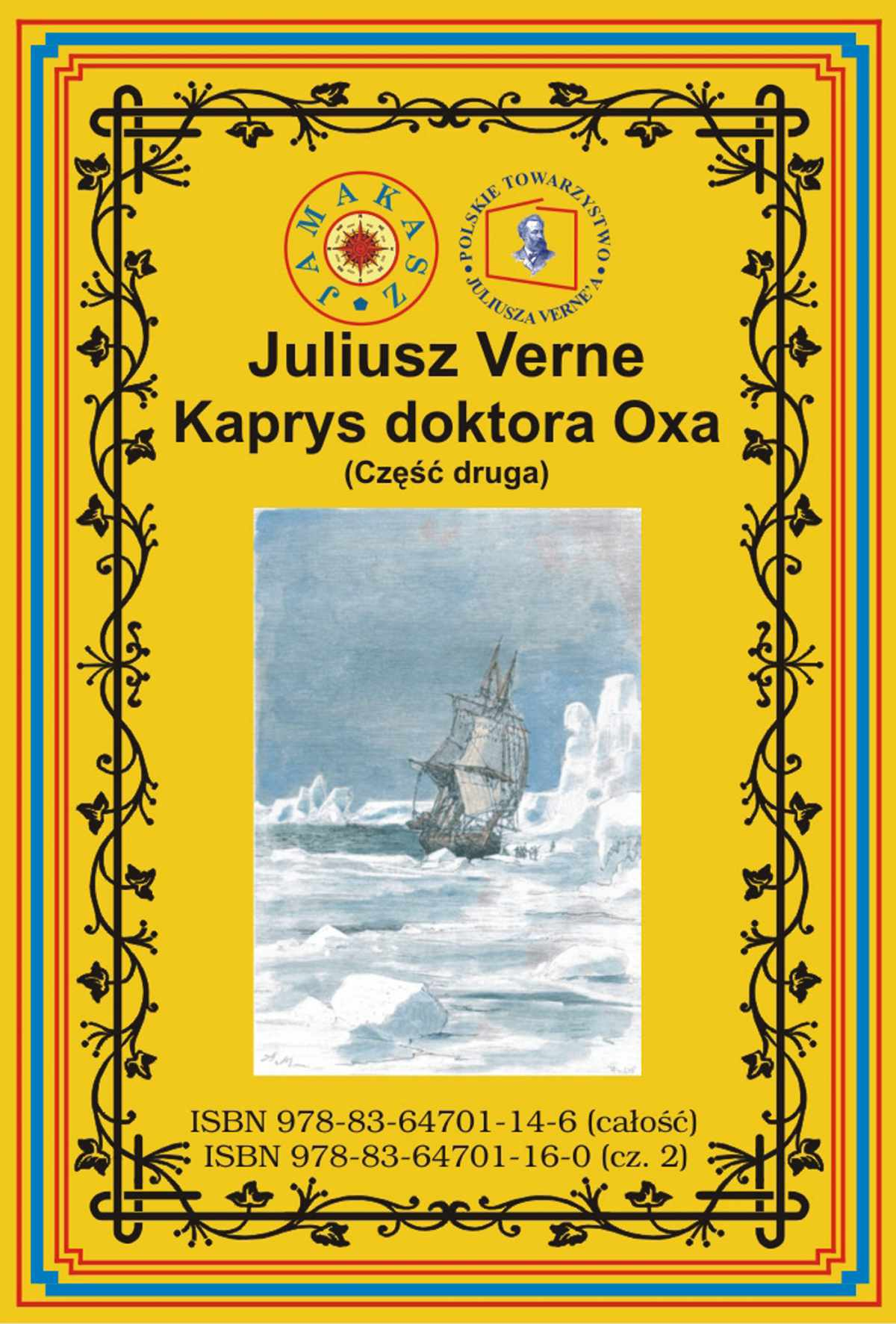 Kaprys doktora Oxa. Część druga - Ebook (Książka na Kindle) do pobrania w formacie MOBI