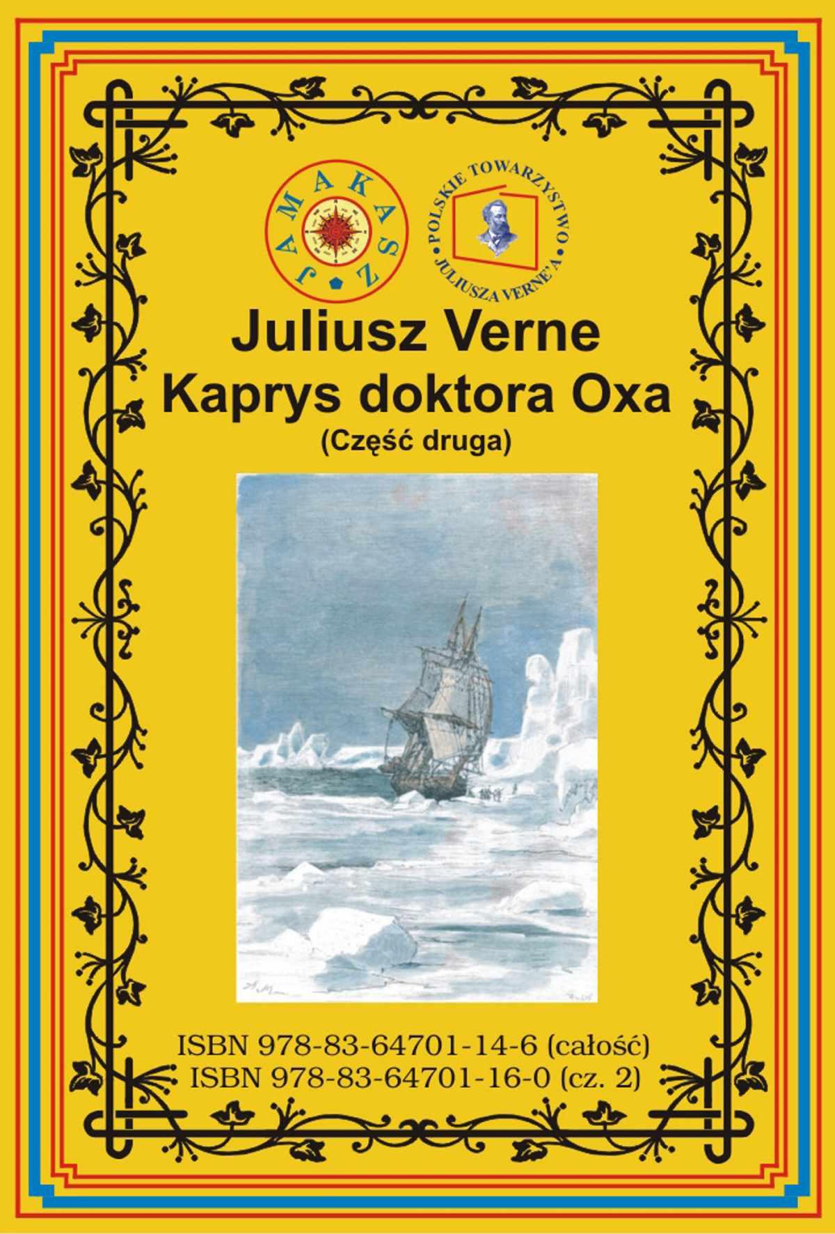 Kaprys doktora Oxa. Część druga - Ebook (Książka PDF) do pobrania w formacie PDF