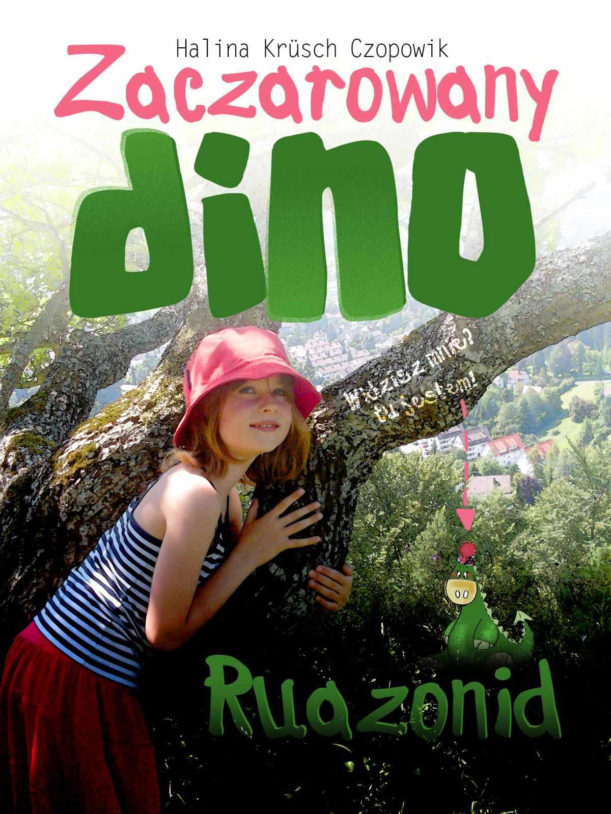 Zaczarowany Dino-Ruazonid - Ebook (Książka PDF) do pobrania w formacie PDF