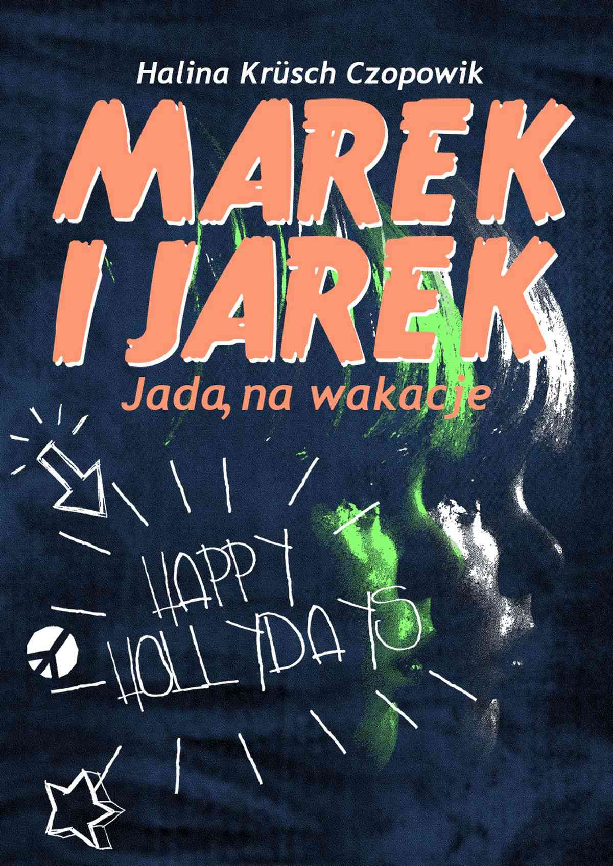 Marek i Jarek jadą na wakacje - Ebook (Książka PDF) do pobrania w formacie PDF