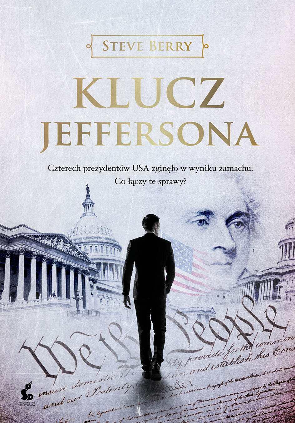 Klucz Jeffersona. Wydanie II - Ebook (Książka EPUB) do pobrania w formacie EPUB