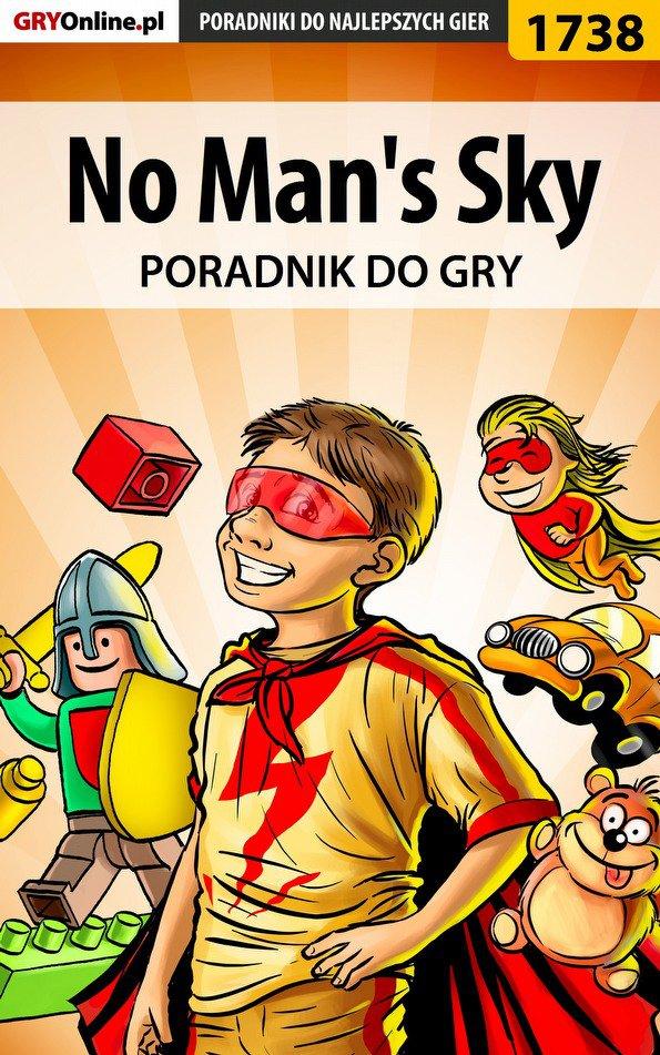 No Man's Sky - poradnik do gry - Ebook (Książka PDF) do pobrania w formacie PDF