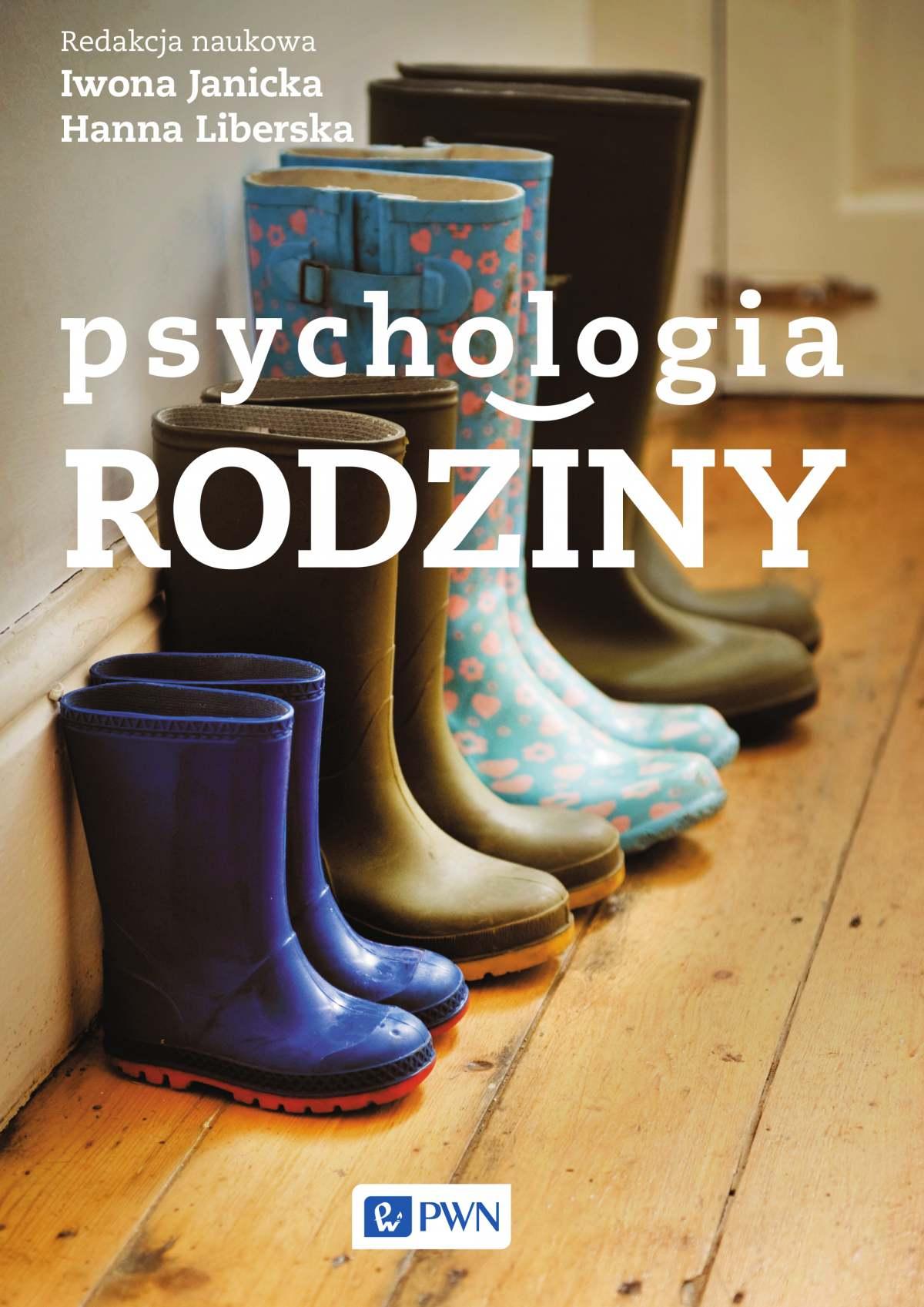 Psychologia rodziny - Ebook (Książka na Kindle) do pobrania w formacie MOBI