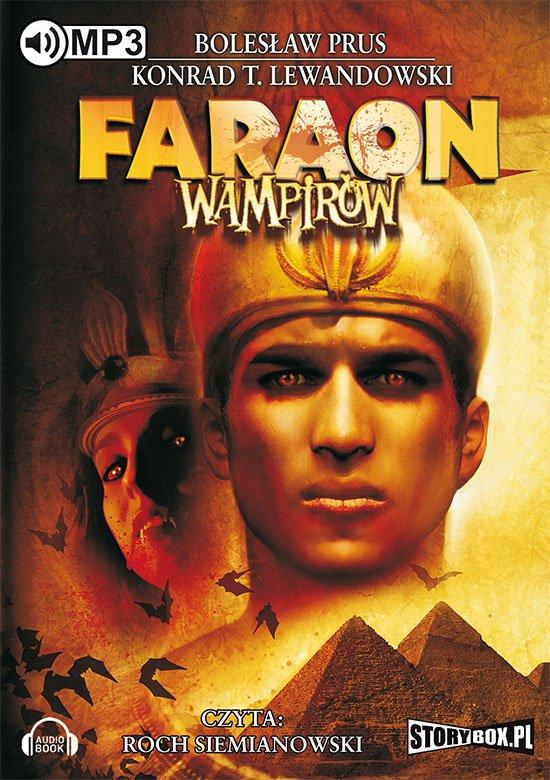 Faraon wampirów - Audiobook (Książka audio MP3) do pobrania w całości w archiwum ZIP