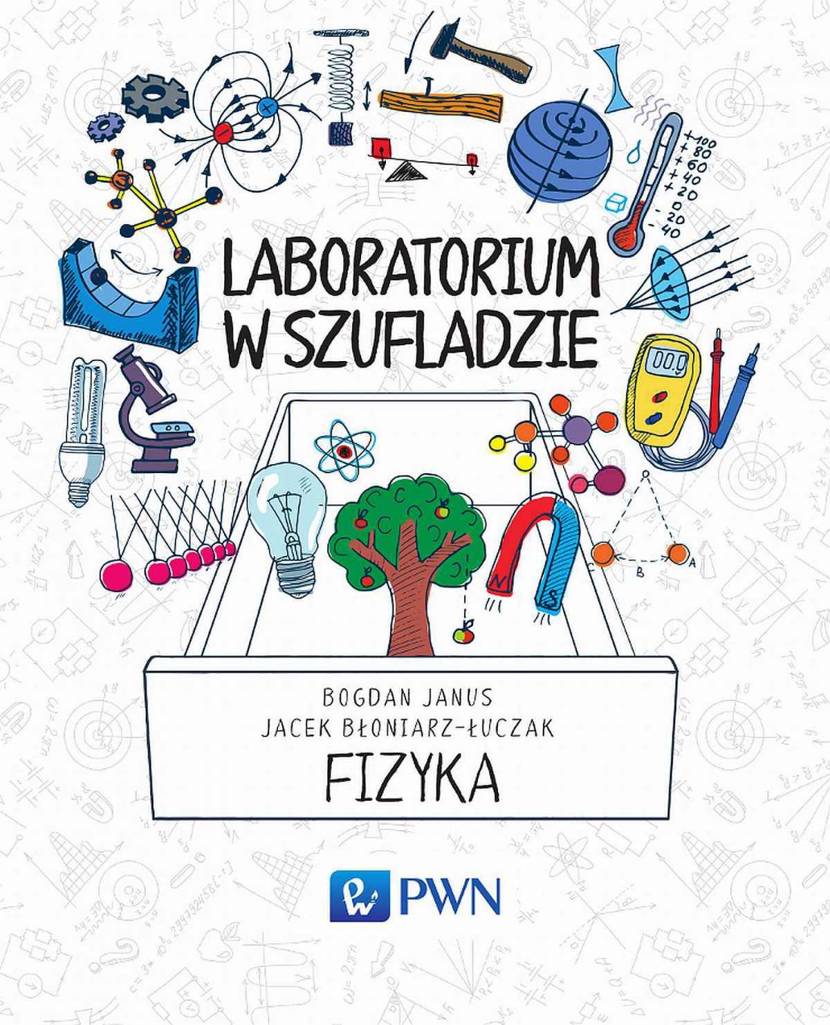 Laboratorium w szufladzie Fizyka - Ebook (Książka EPUB) do pobrania w formacie EPUB