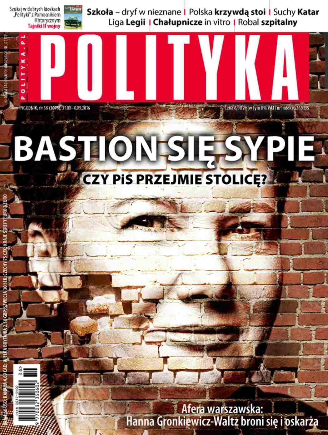 Polityka nr 36/2016 - Ebook (Książka PDF) do pobrania w formacie PDF