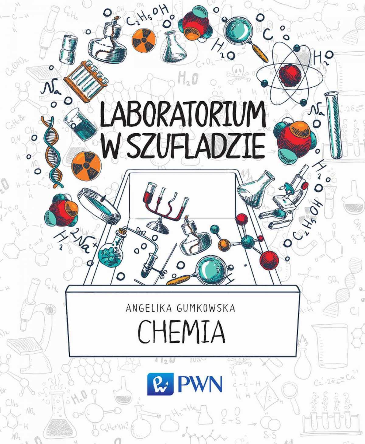 Laboratorium w szufladzie Chemia - Ebook (Książka EPUB) do pobrania w formacie EPUB