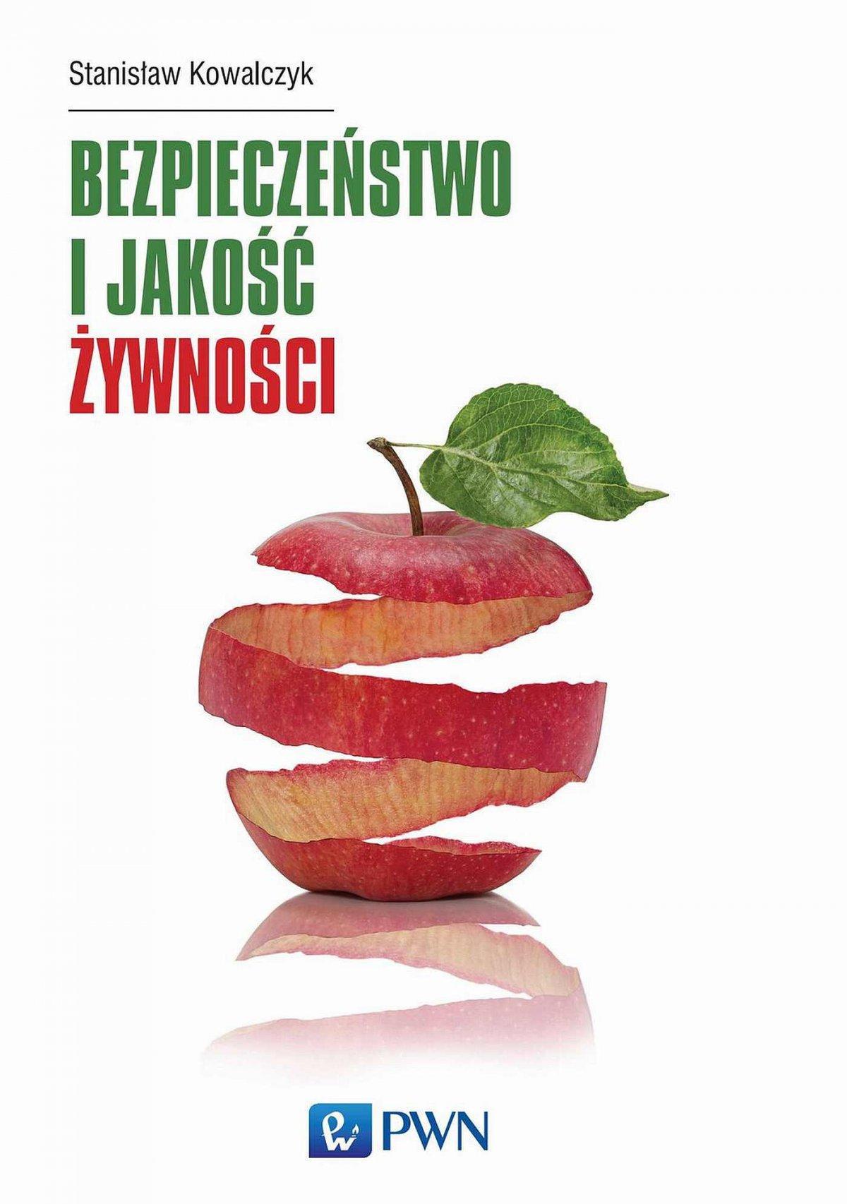 Bezpieczeństwo i jakość żywności - Ebook (Książka EPUB) do pobrania w formacie EPUB