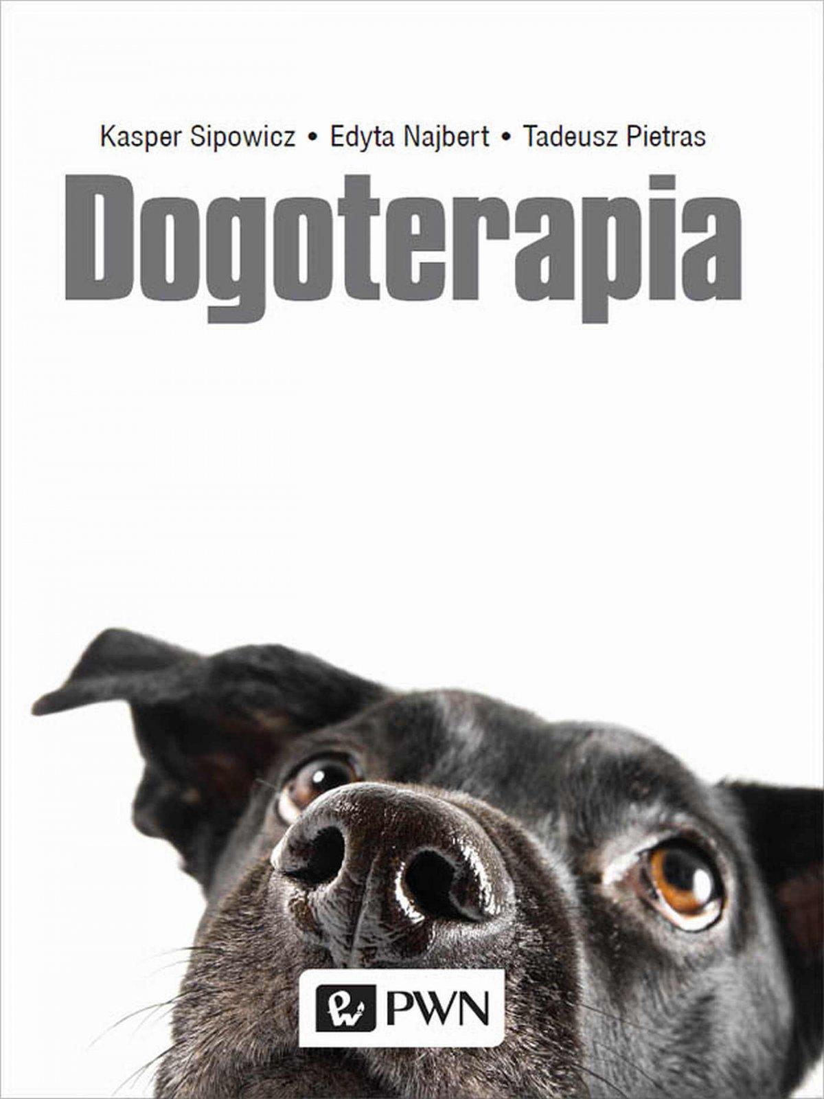Dogoterapia - Ebook (Książka na Kindle) do pobrania w formacie MOBI