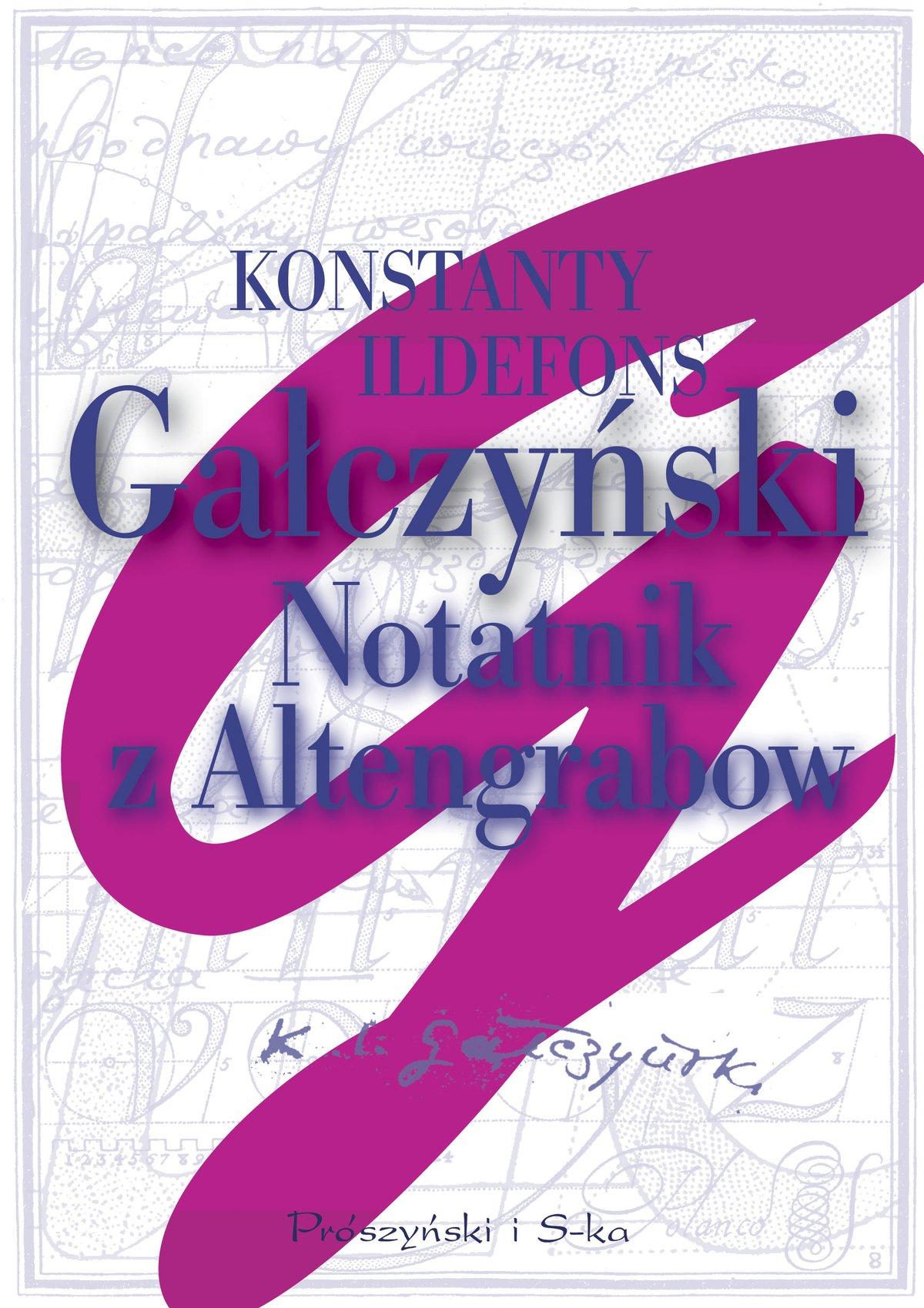 Notatnik z Altengrabow - Ebook (Książka na Kindle) do pobrania w formacie MOBI
