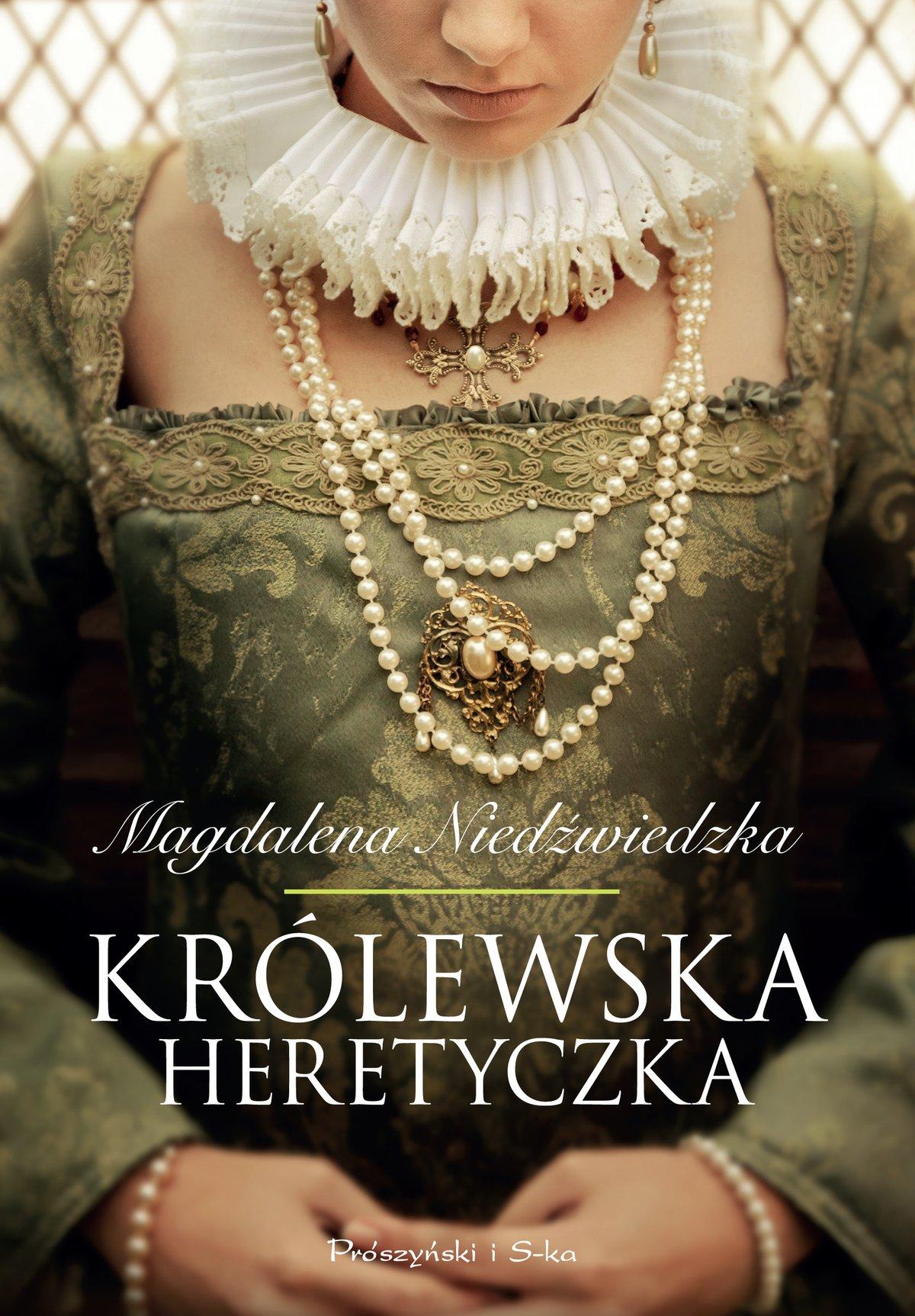 Królewska heretyczka - Ebook (Książka na Kindle) do pobrania w formacie MOBI