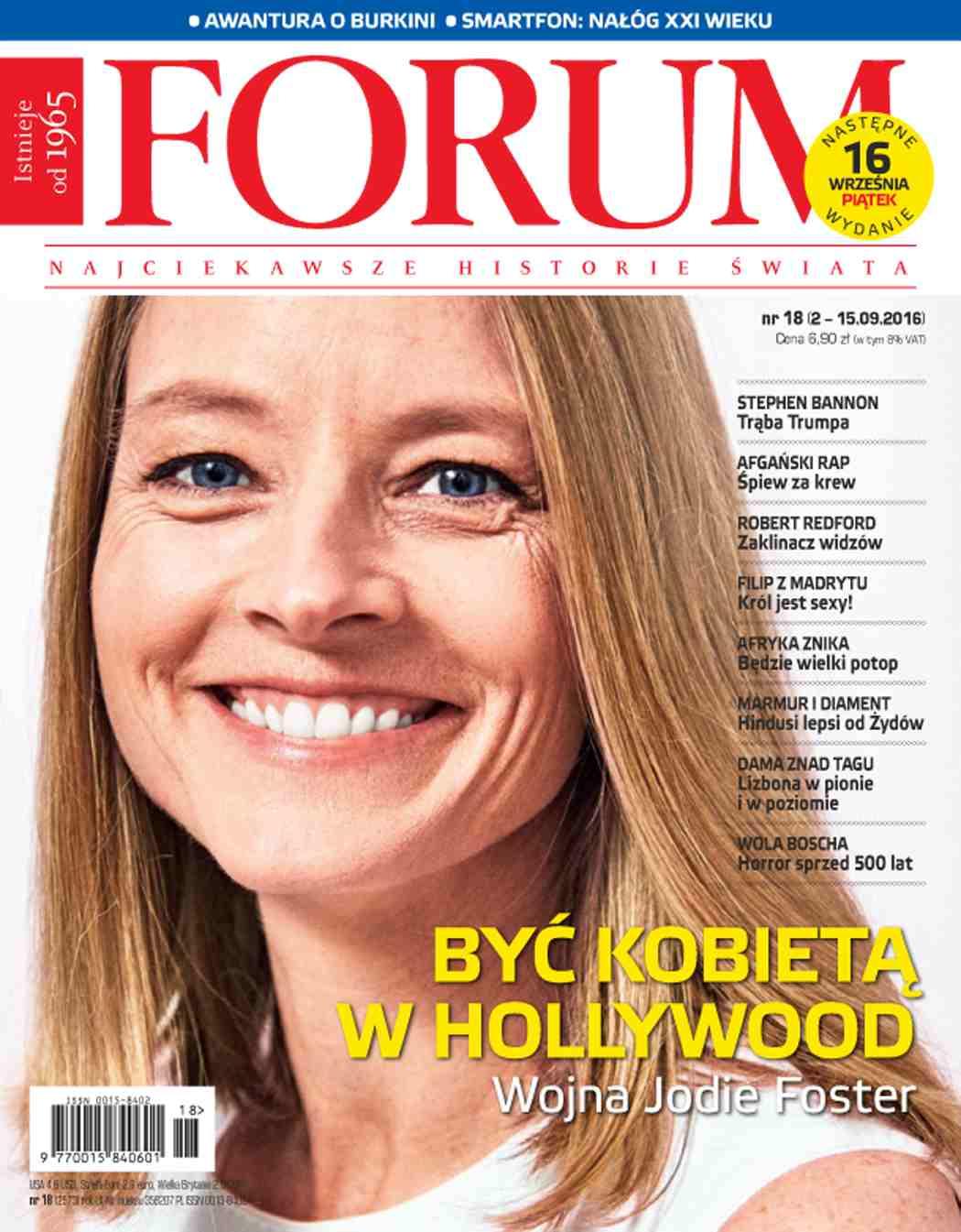 Forum nr 18/2016 - Ebook (Książka PDF) do pobrania w formacie PDF