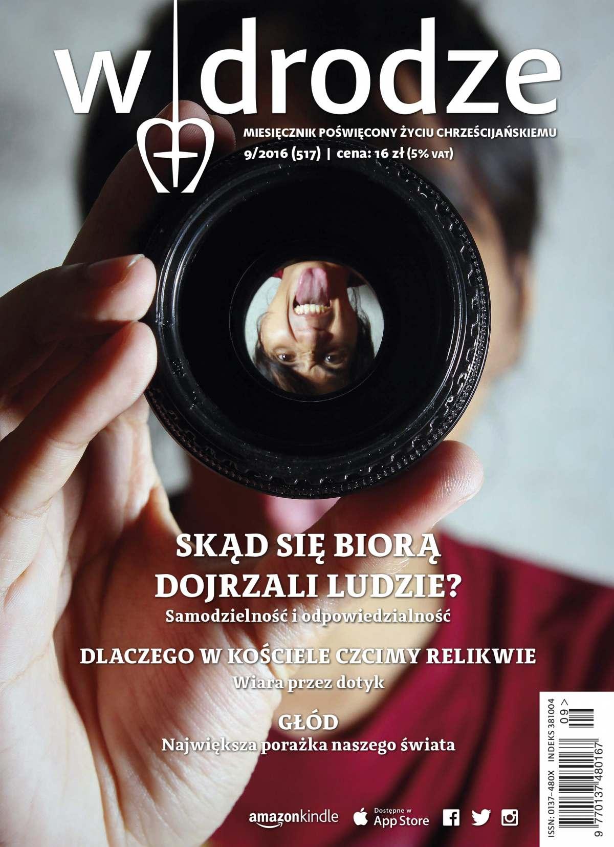 """Miesięcznik """"W drodze"""" nr 517 - Ebook (Książka EPUB) do pobrania w formacie EPUB"""