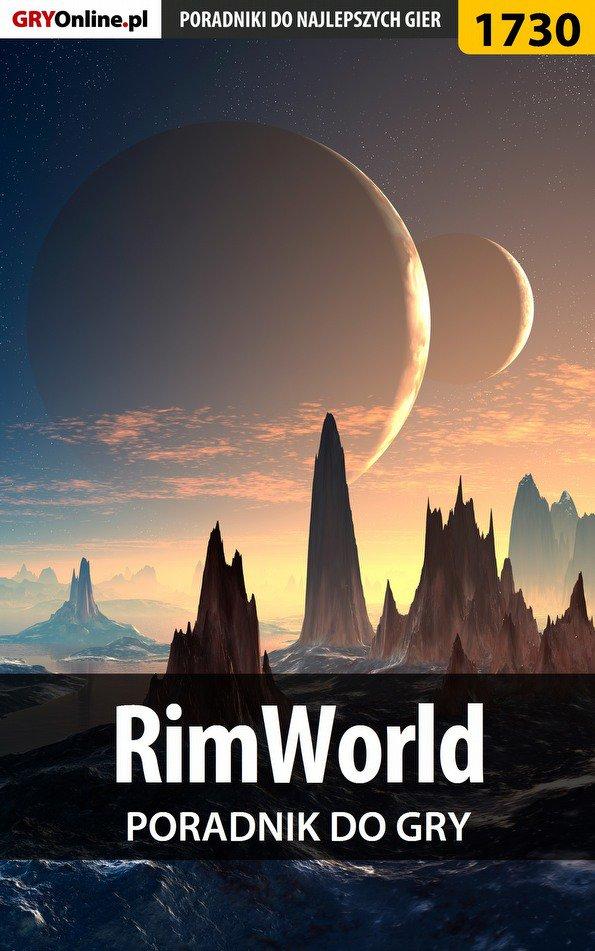 RimWorld - poradnik do gry - Ebook (Książka PDF) do pobrania w formacie PDF