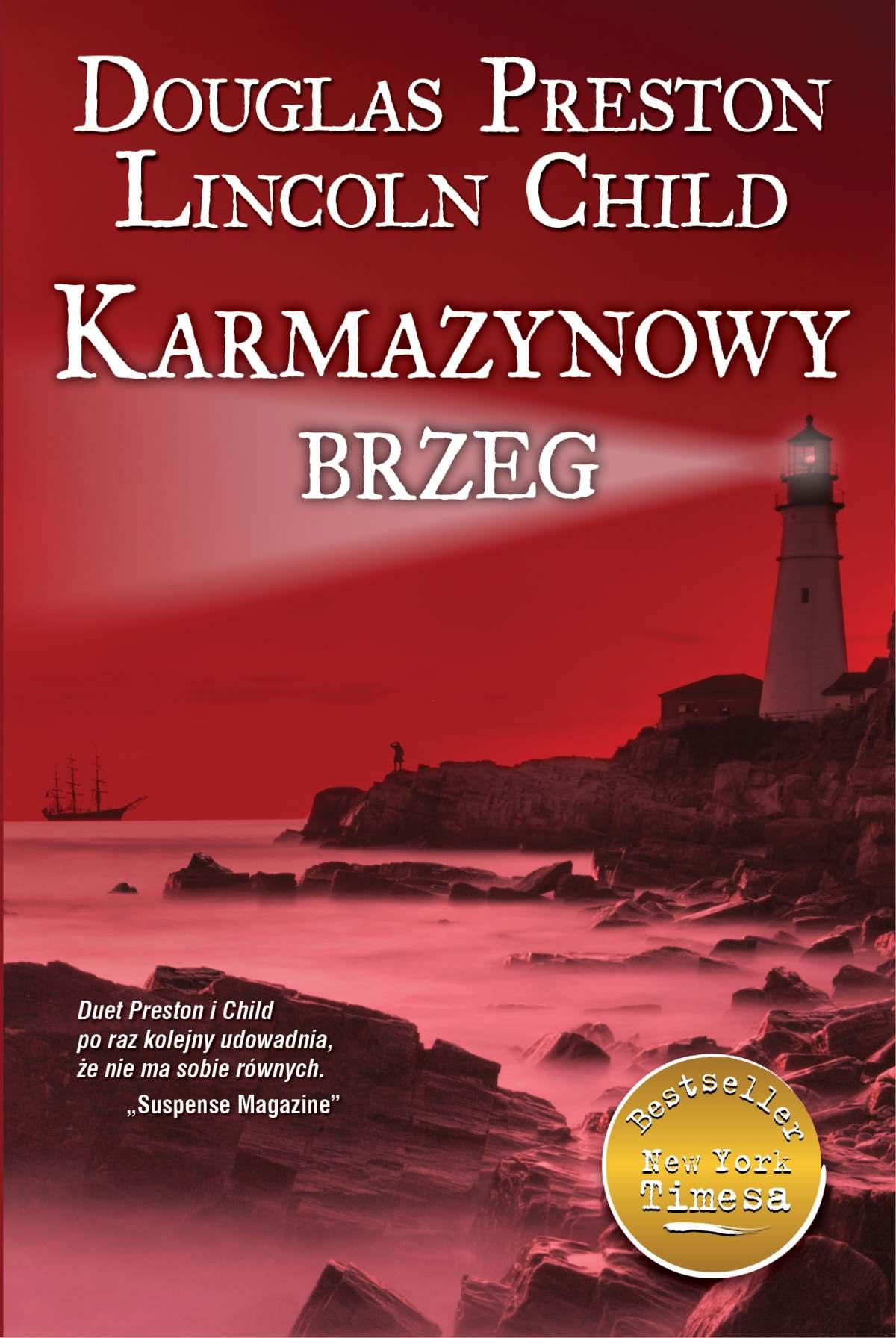 Karmazynowy brzeg - Ebook (Książka EPUB) do pobrania w formacie EPUB
