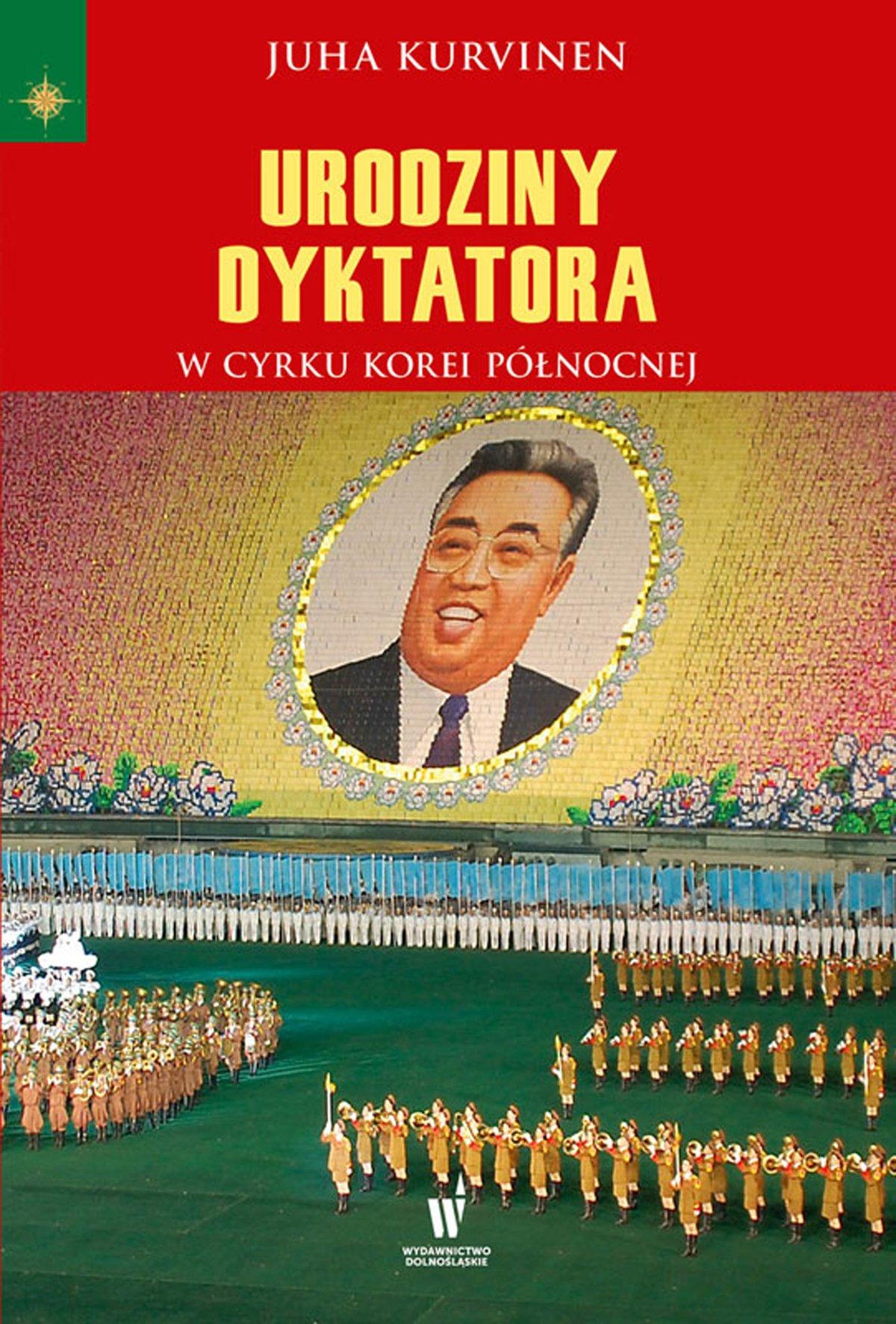 Urodziny dyktatora - Ebook (Książka na Kindle) do pobrania w formacie MOBI