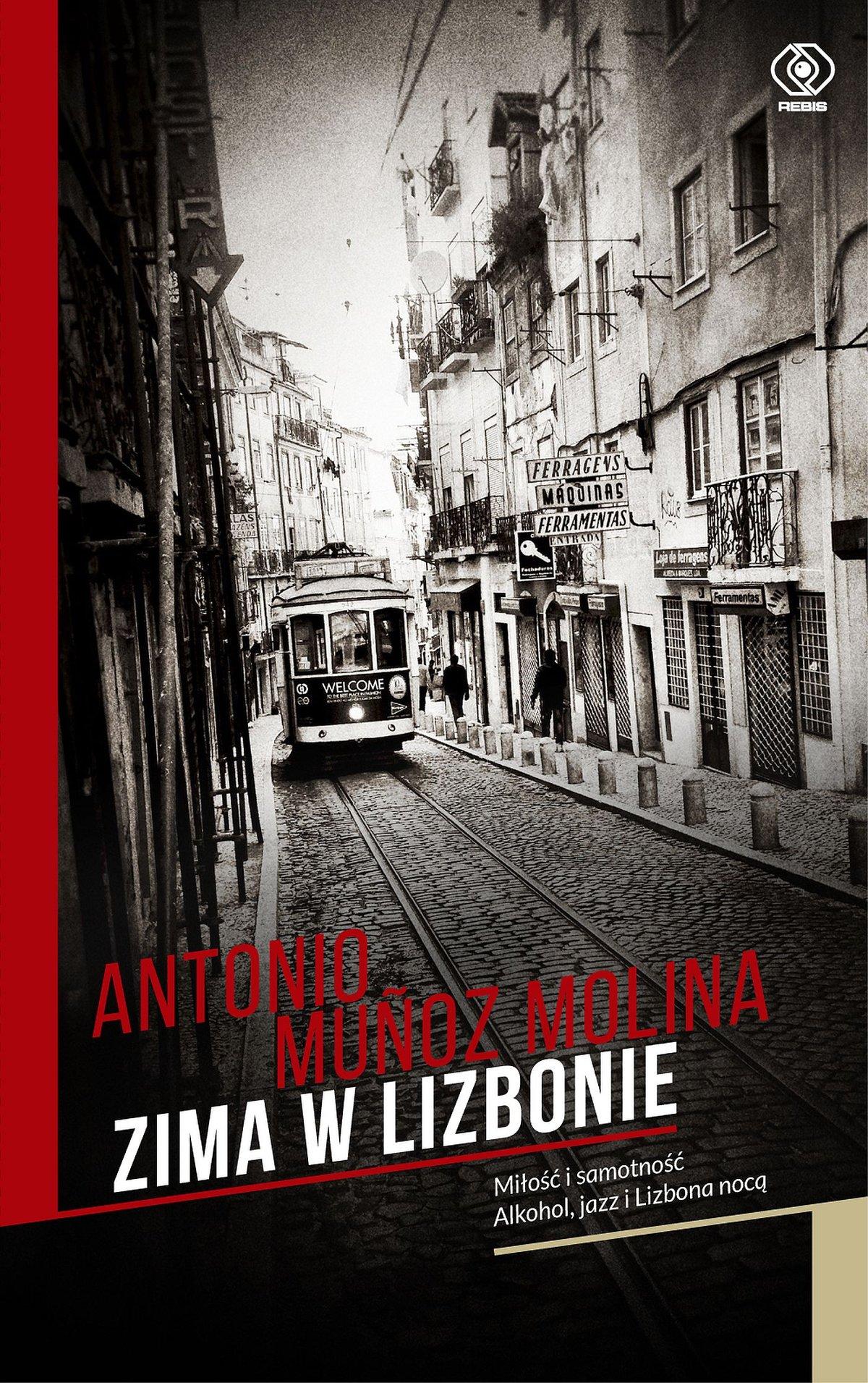 Zima w Lizbonie - Ebook (Książka na Kindle) do pobrania w formacie MOBI