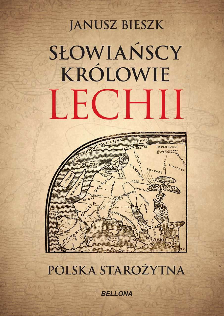 Słowiańscy królowie Lechii - Ebook (Książka na Kindle) do pobrania w formacie MOBI