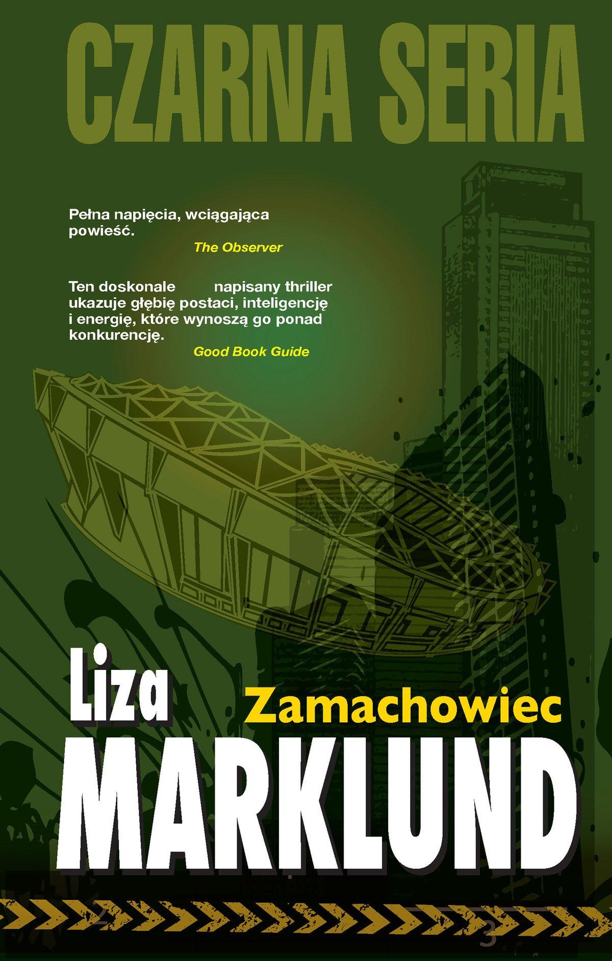 Zamachowiec - Ebook (Książka EPUB) do pobrania w formacie EPUB