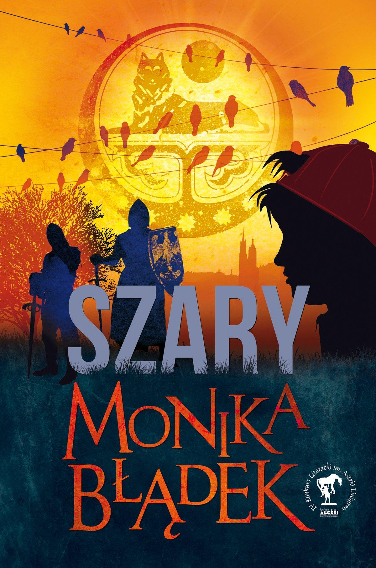 Szary - Ebook (Książka na Kindle) do pobrania w formacie MOBI