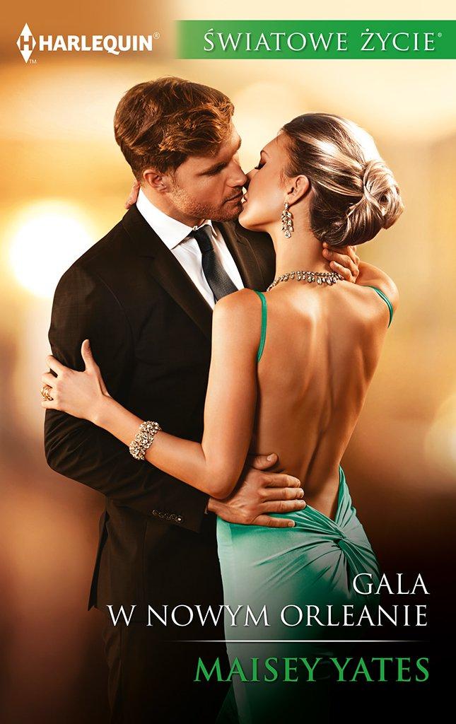 Gala w Nowym Orleanie - Ebook (Książka na Kindle) do pobrania w formacie MOBI