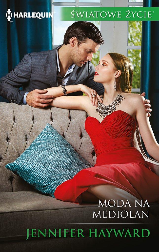 Moda na Mediolan - Ebook (Książka na Kindle) do pobrania w formacie MOBI