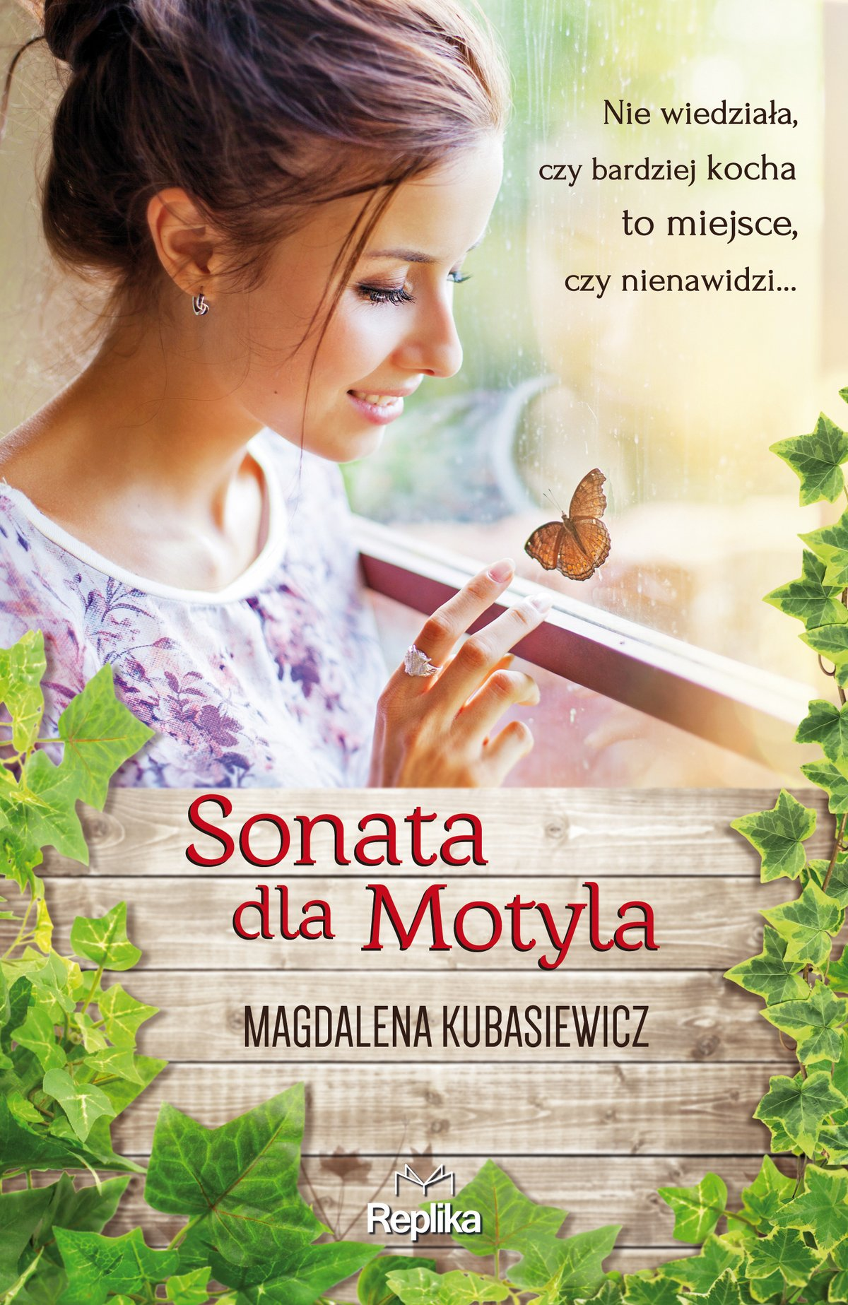 Sonata dla Motyla - Ebook (Książka na Kindle) do pobrania w formacie MOBI