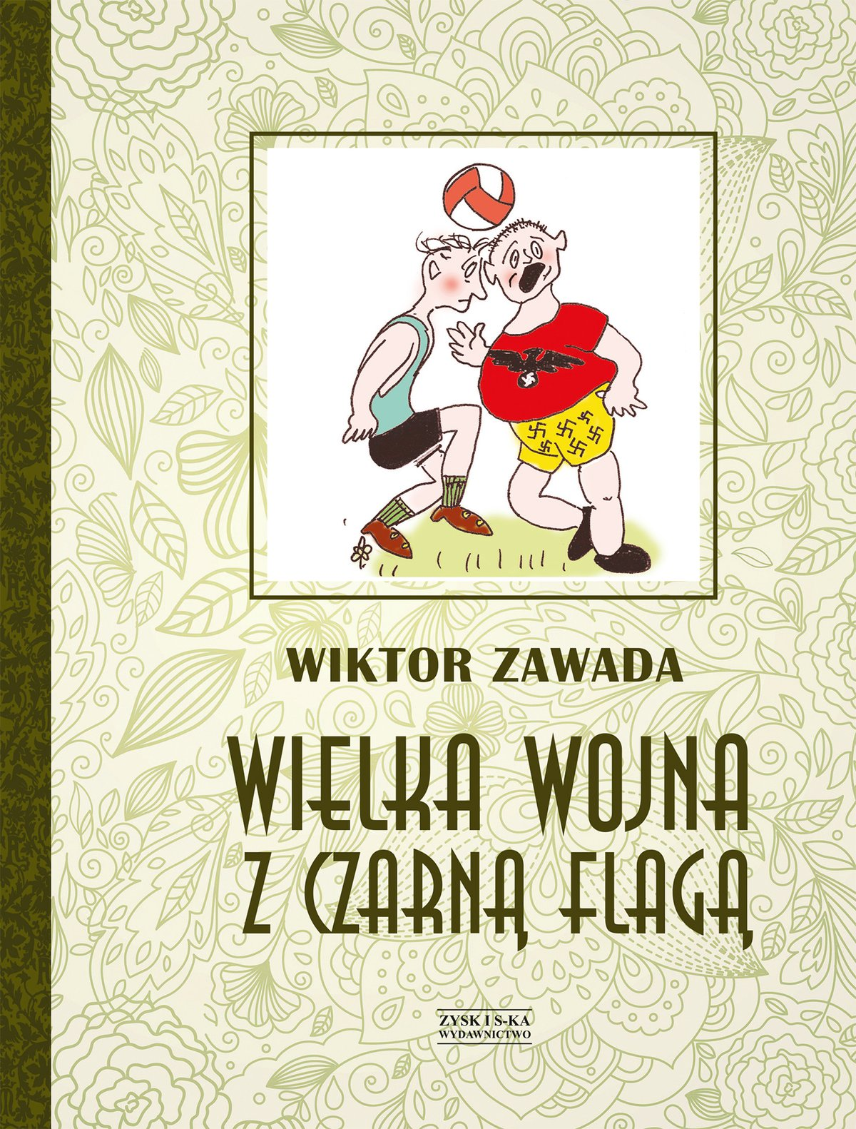 Wielka wojna z czarną flagą - Ebook (Książka EPUB) do pobrania w formacie EPUB