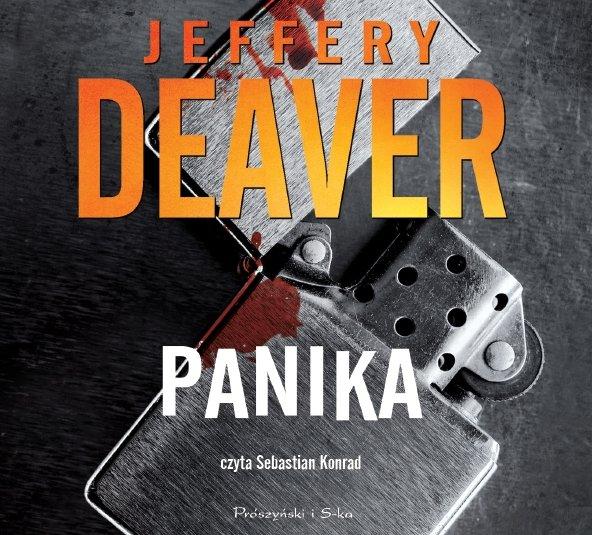 Panika - Audiobook (Książka audio MP3) do pobrania w całości w archiwum ZIP