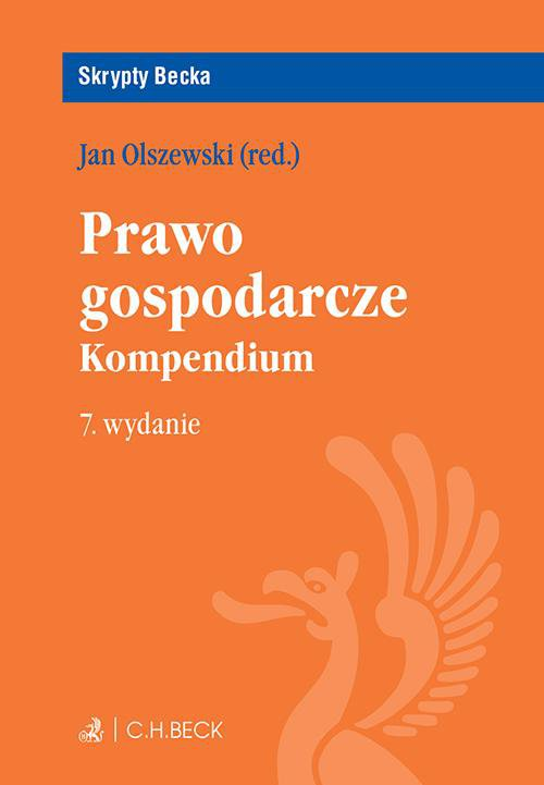 Prawo gospodarcze. Kompendium - Ebook (Książka PDF) do pobrania w formacie PDF